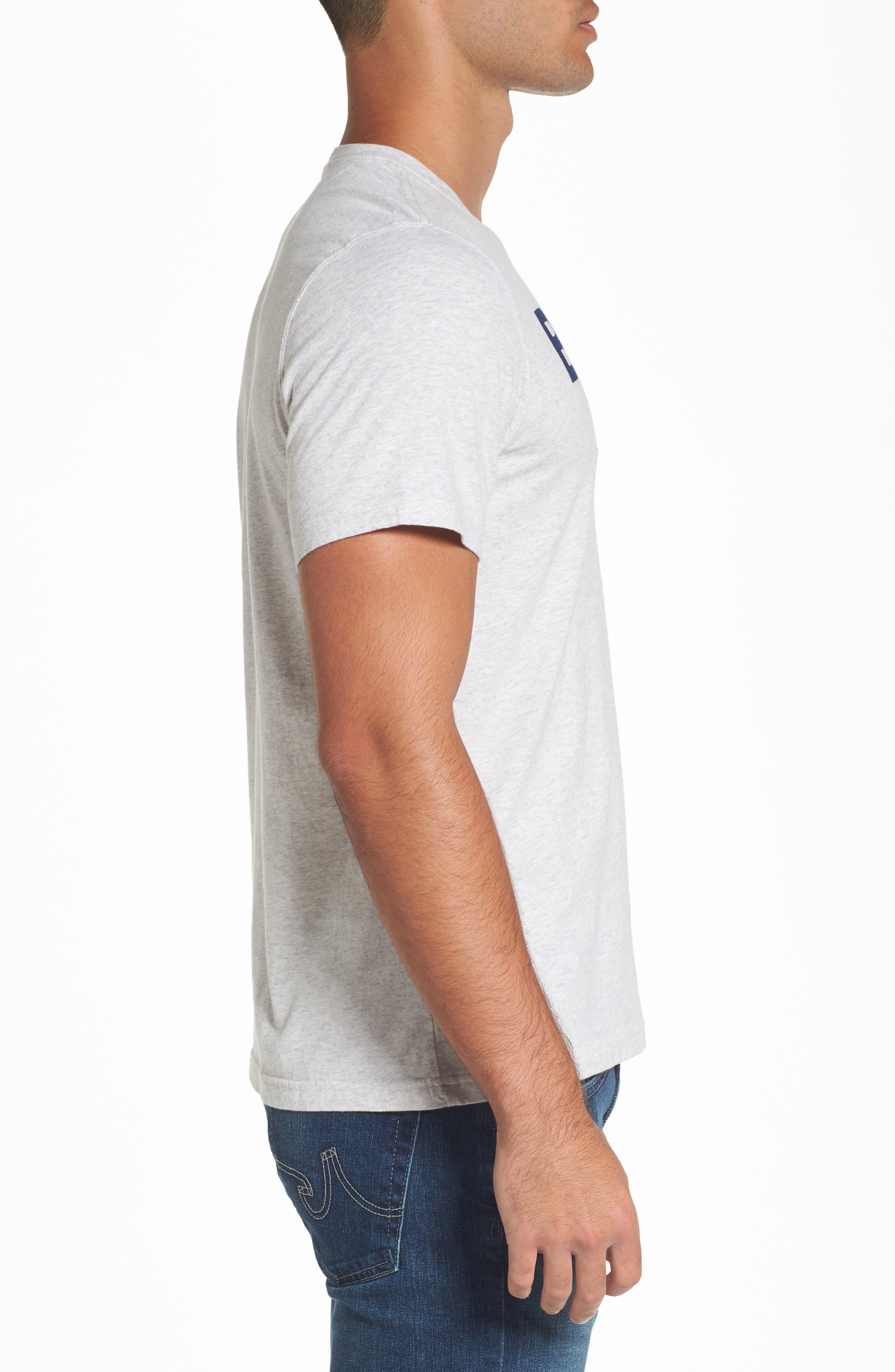 Cove Slim Fit Logo Graphic T-Shirt,                             Alternate thumbnail 3, color,                             260