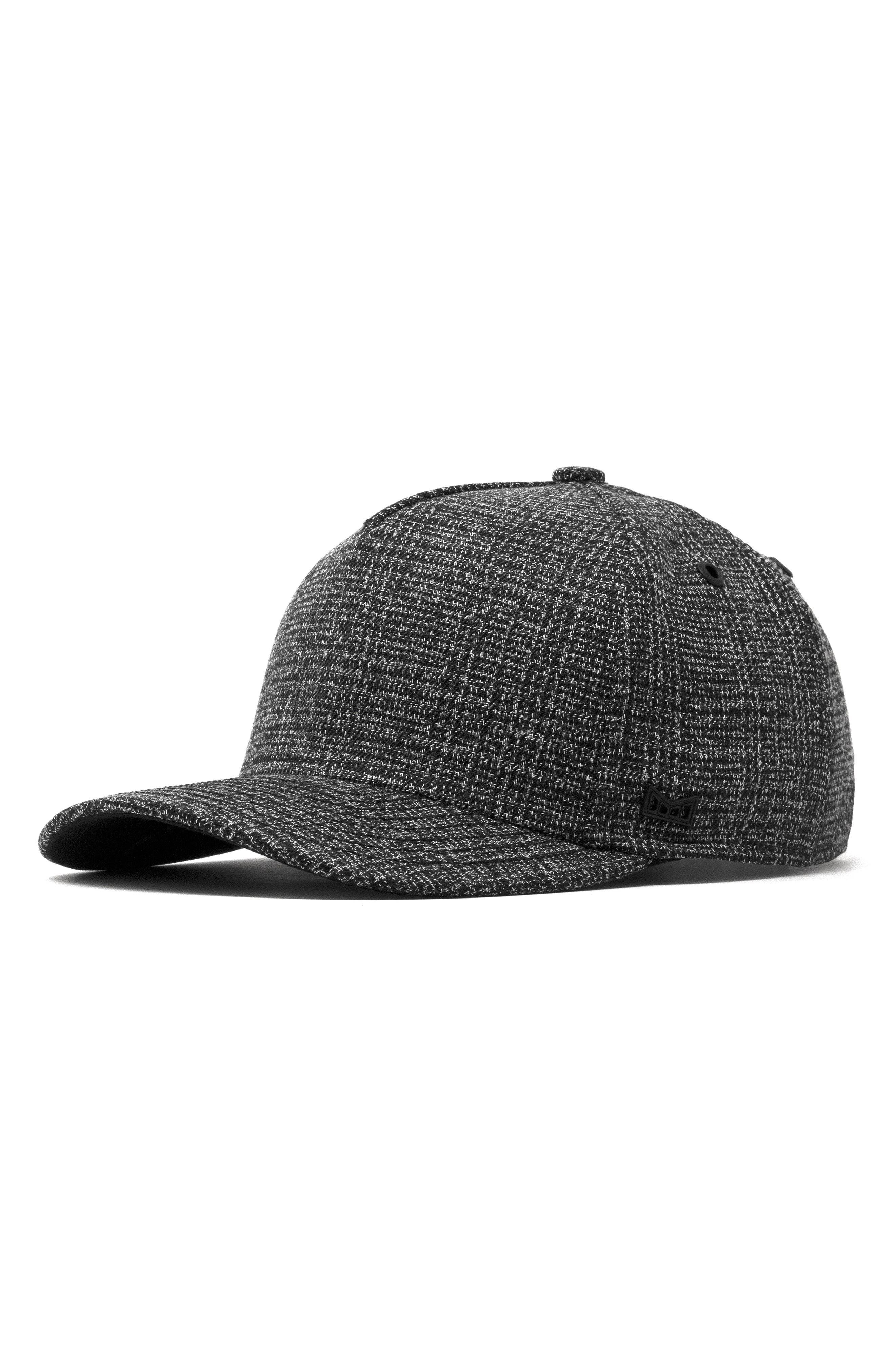 Aberdeen Baseball Cap,                             Main thumbnail 1, color,                             DARK CHARCOAL