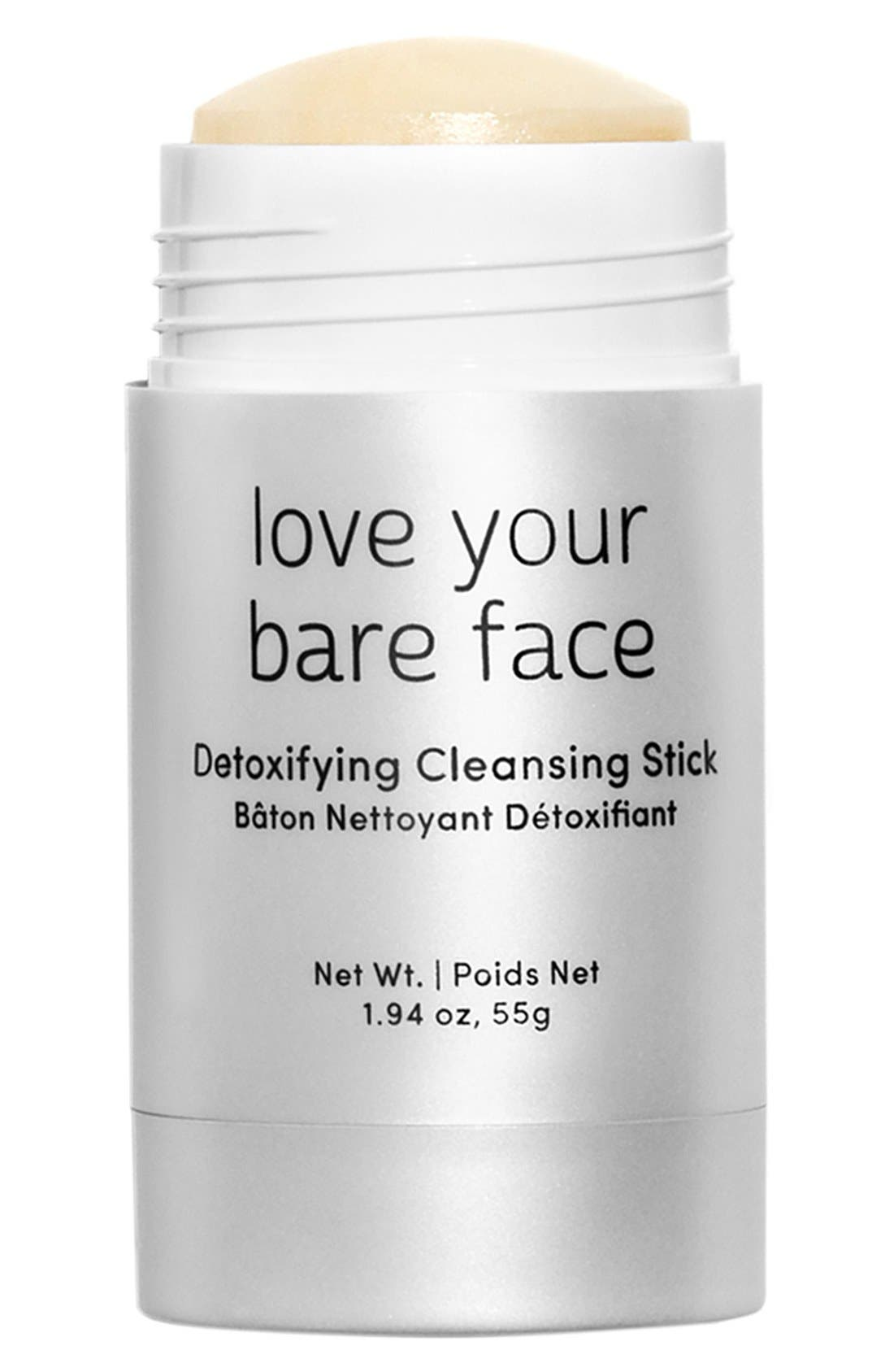 Julep<sup>™</sup> Love Your Bare Face Detoxifying Cleansing Stick,                         Main,                         color, NO COLOR