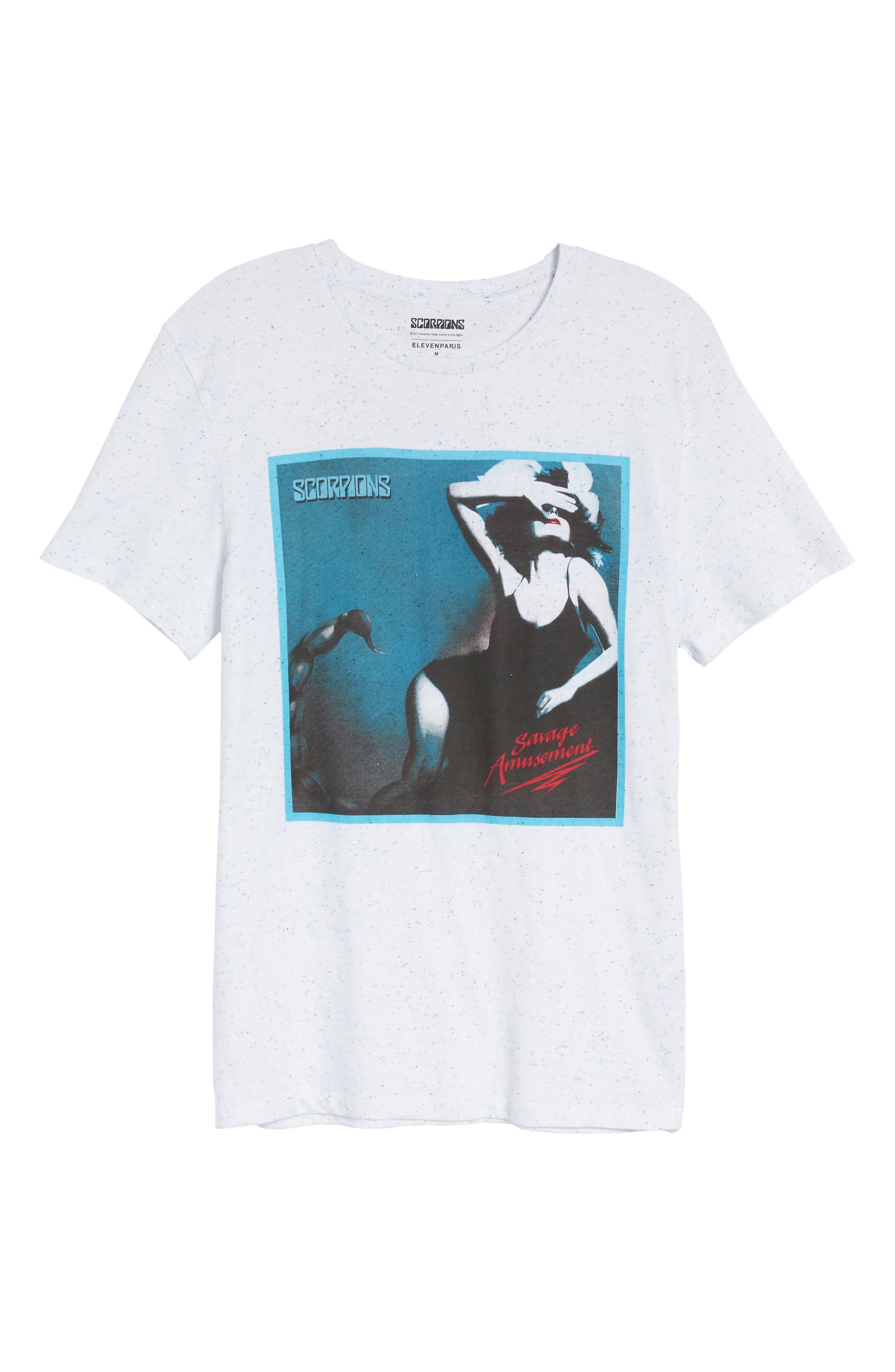 Ruse T-Shirt,                             Alternate thumbnail 6, color,                             110