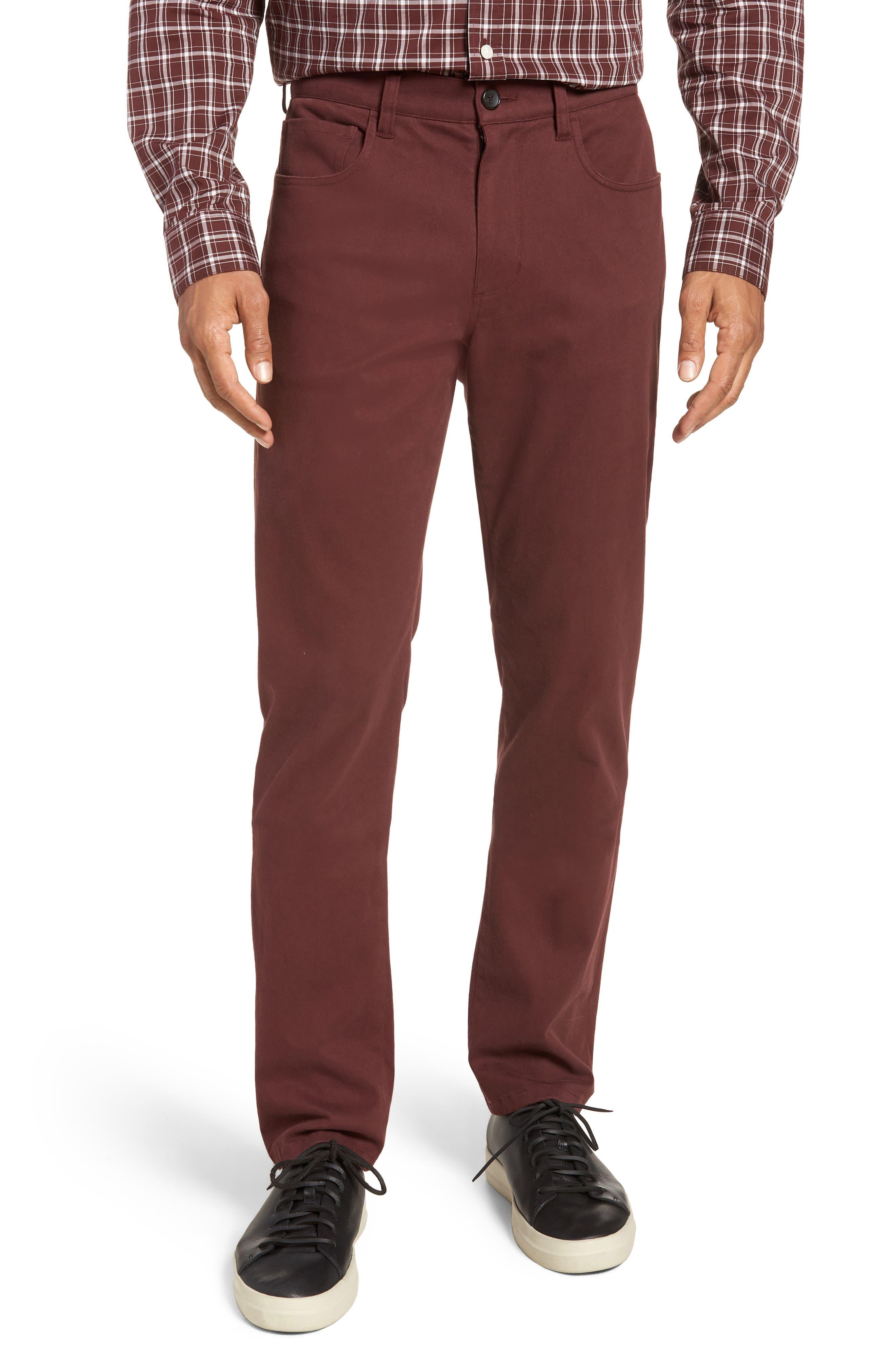Regular Fit Five-Pocket Pants,                             Main thumbnail 2, color,