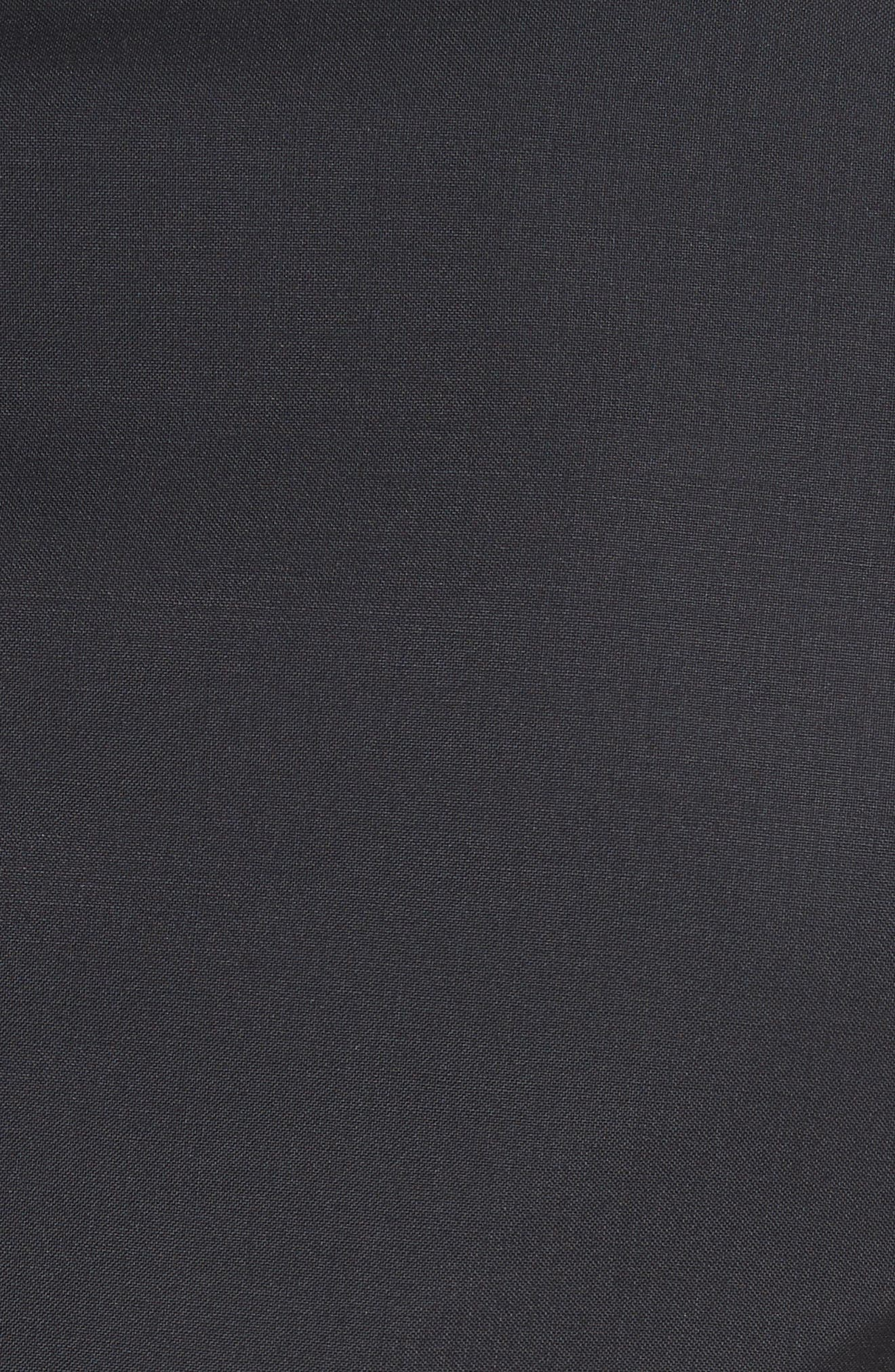 Peak Lapel Wool Blend Tuxedo,                             Alternate thumbnail 7, color,                             410