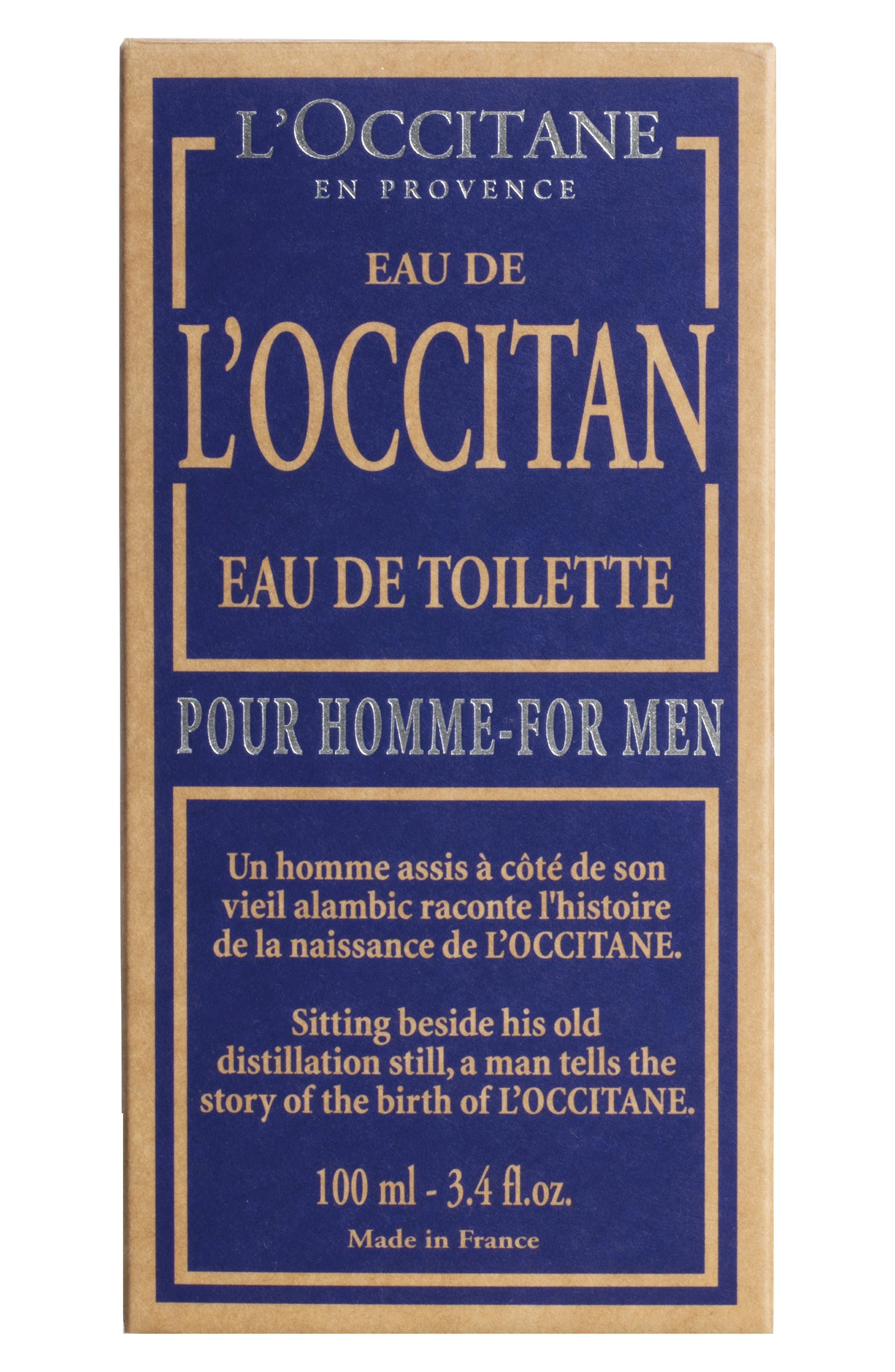 'Pour Homme - L'Occitan' Eau de Toilette,                             Alternate thumbnail 2, color,                             NONE