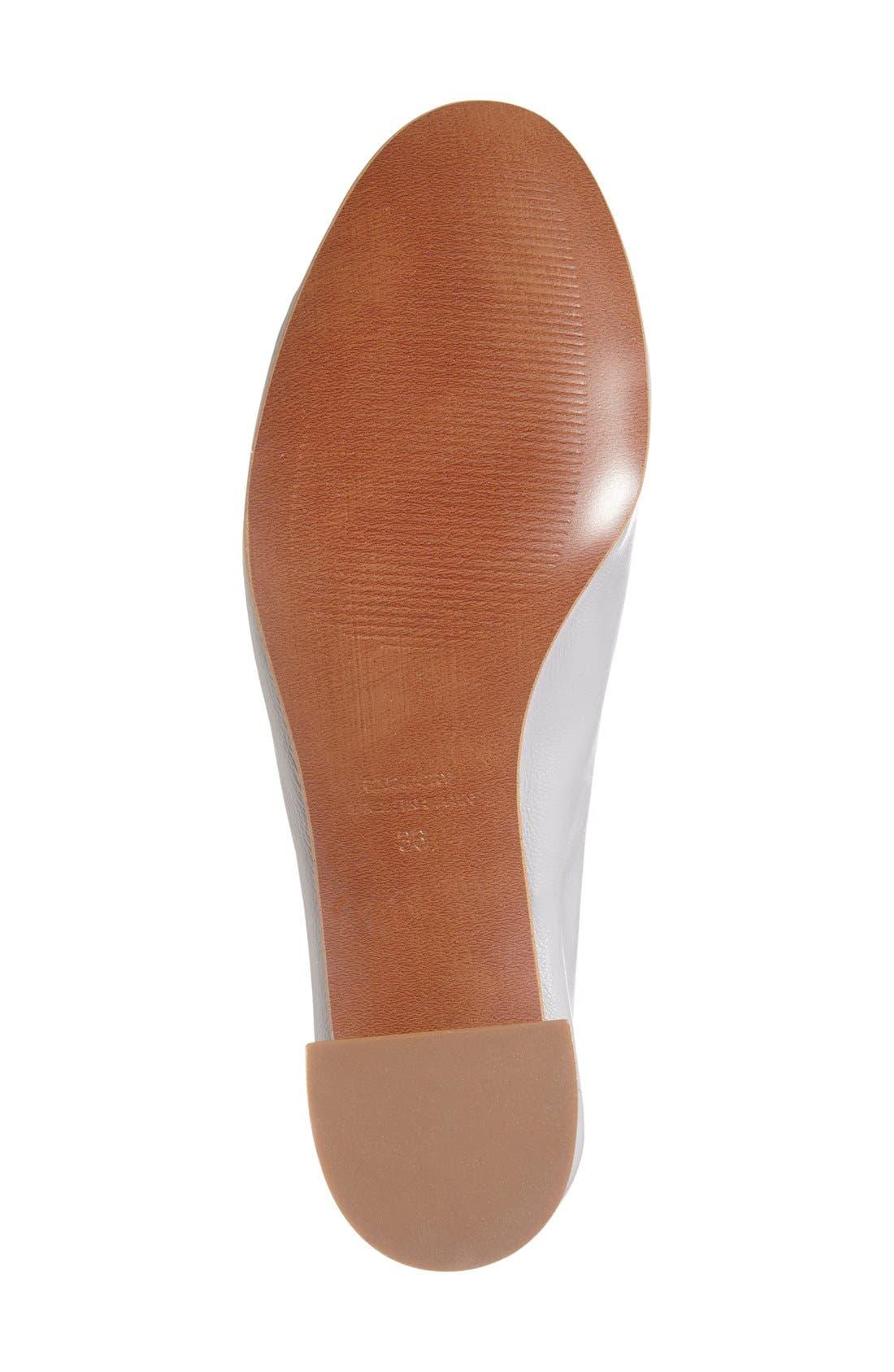 'Juno' Ballet Shoe,                             Alternate thumbnail 18, color,
