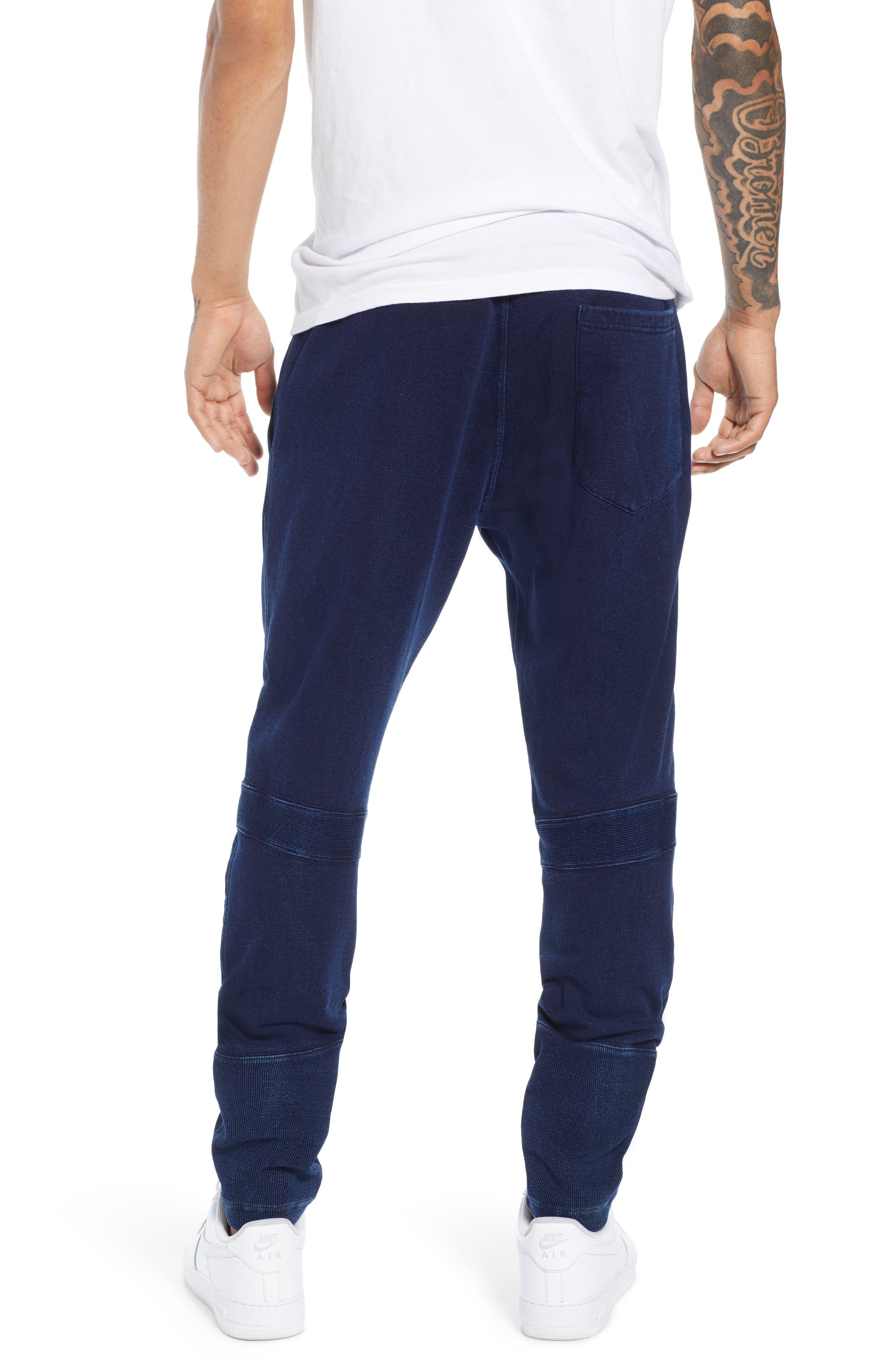 G-STAR RAW,                             Motac-X Slim Fit Sweat Pants,                             Alternate thumbnail 2, color,                             001