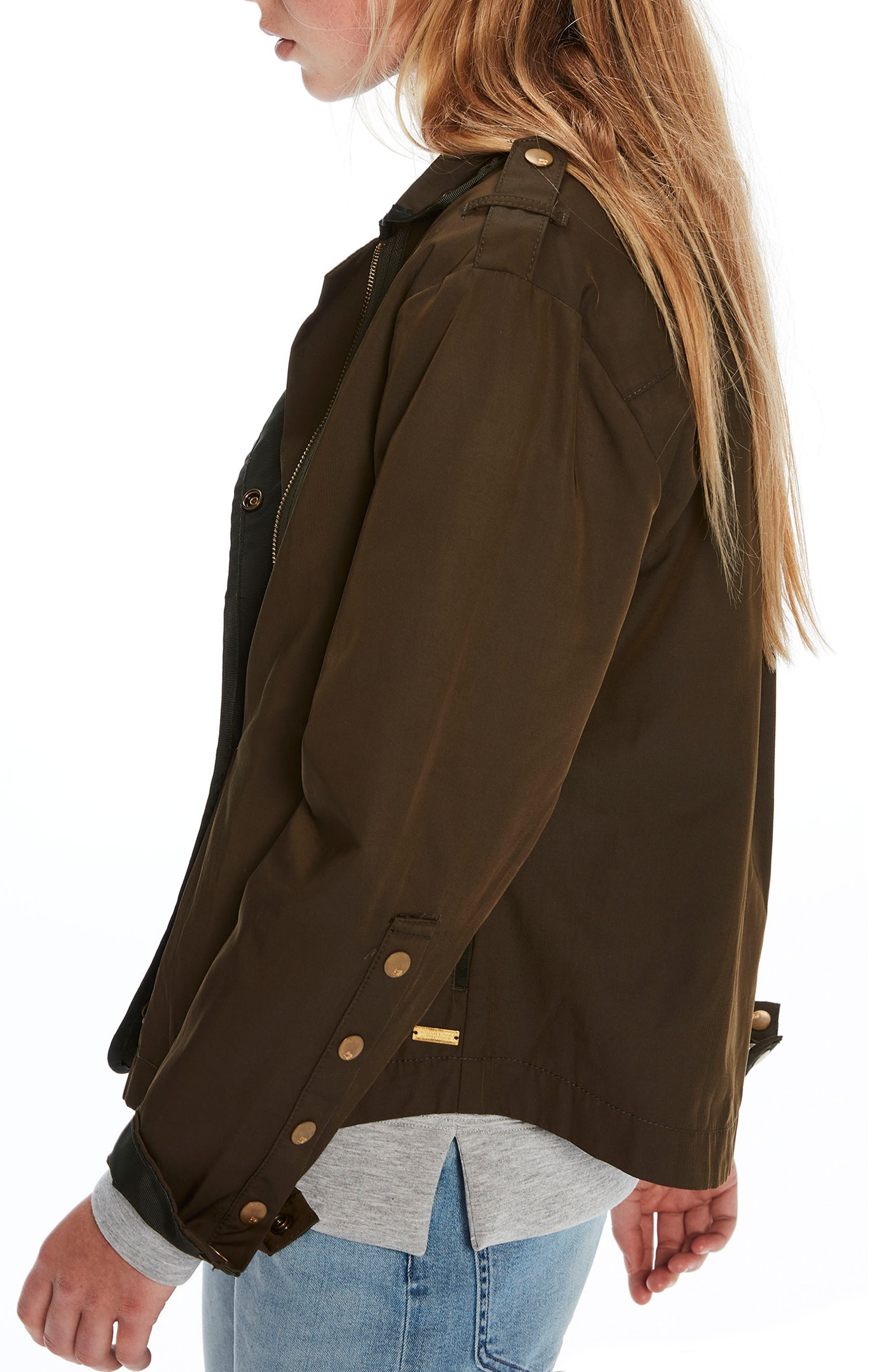 Boxy Double Breasted Jacket,                             Alternate thumbnail 2, color,                             301
