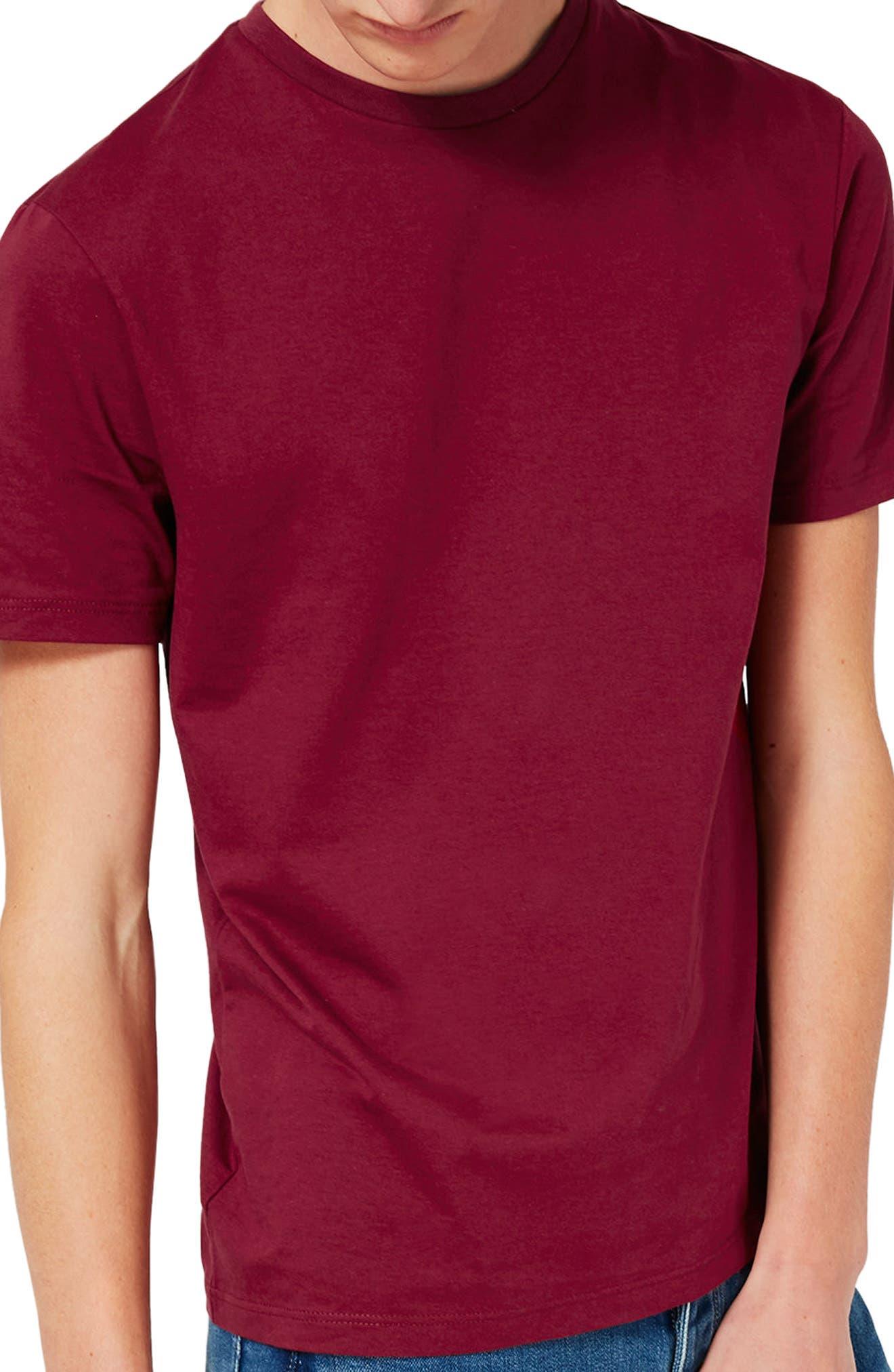Slim Fit Crewneck T-Shirt,                             Alternate thumbnail 224, color,
