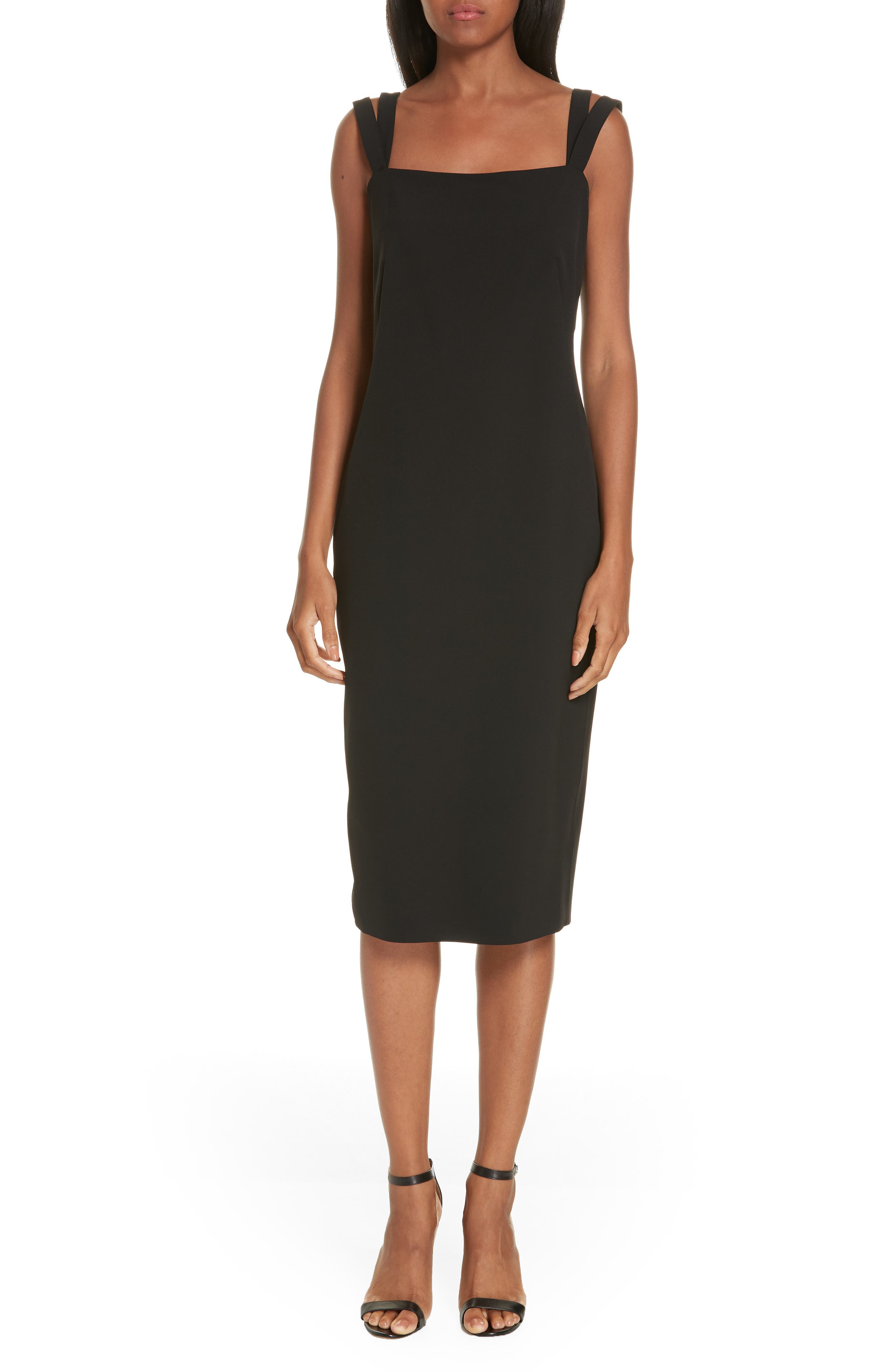 Perform Tech Perfect Sheath Dress,                         Main,                         color, 001