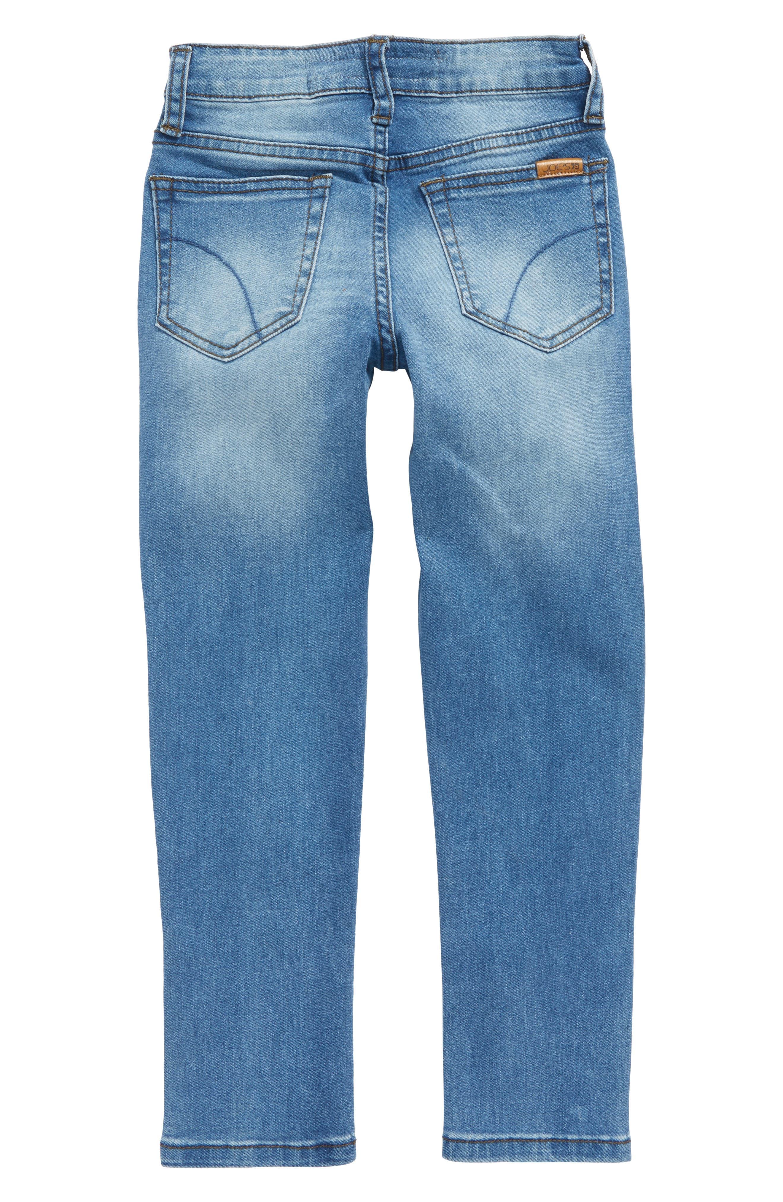 Rad Slim Fit Stretch Jeans,                             Alternate thumbnail 2, color,                             463