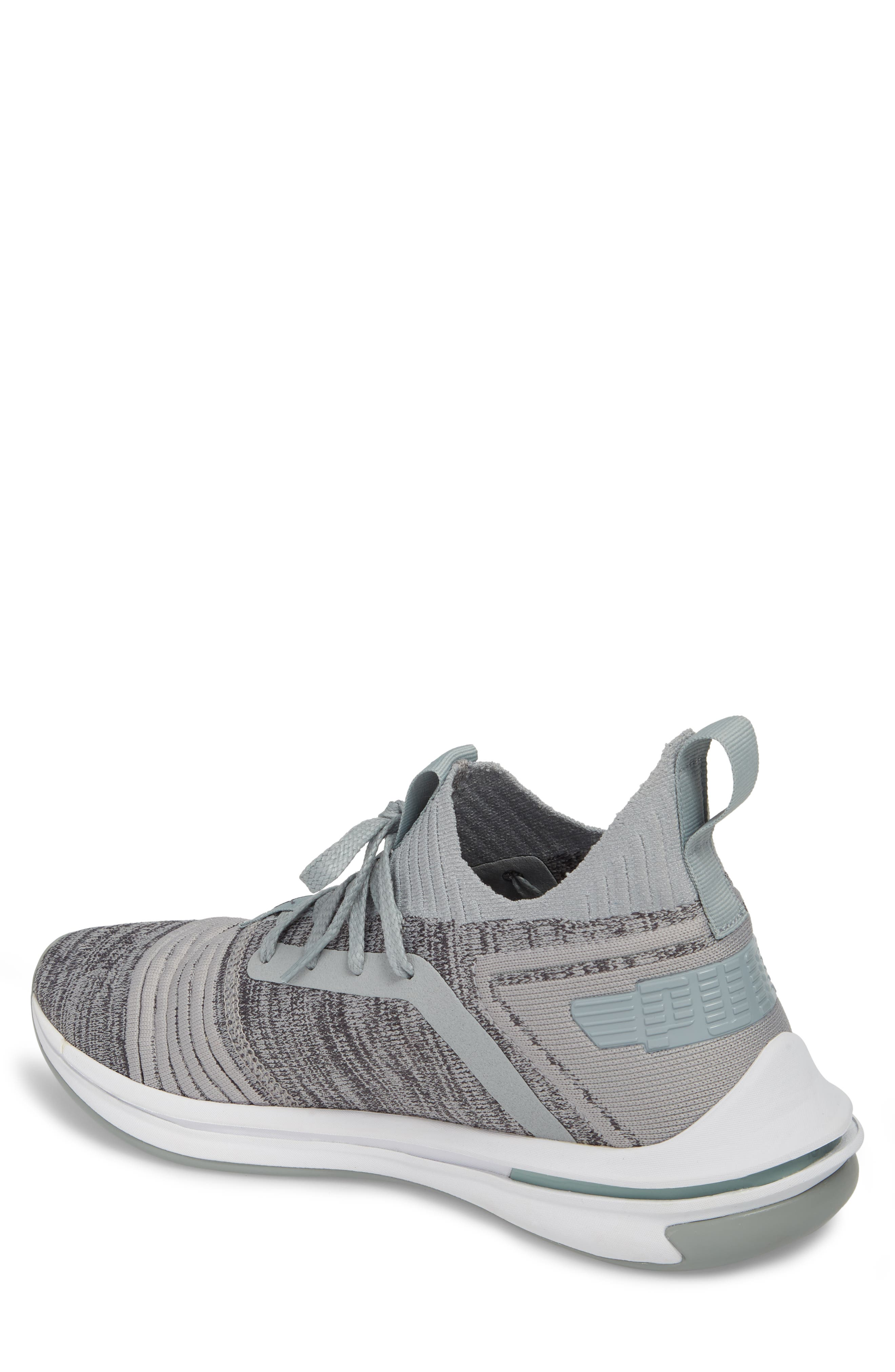 IGNITE Limitless SR evoKNIT Sneaker,                             Alternate thumbnail 4, color,