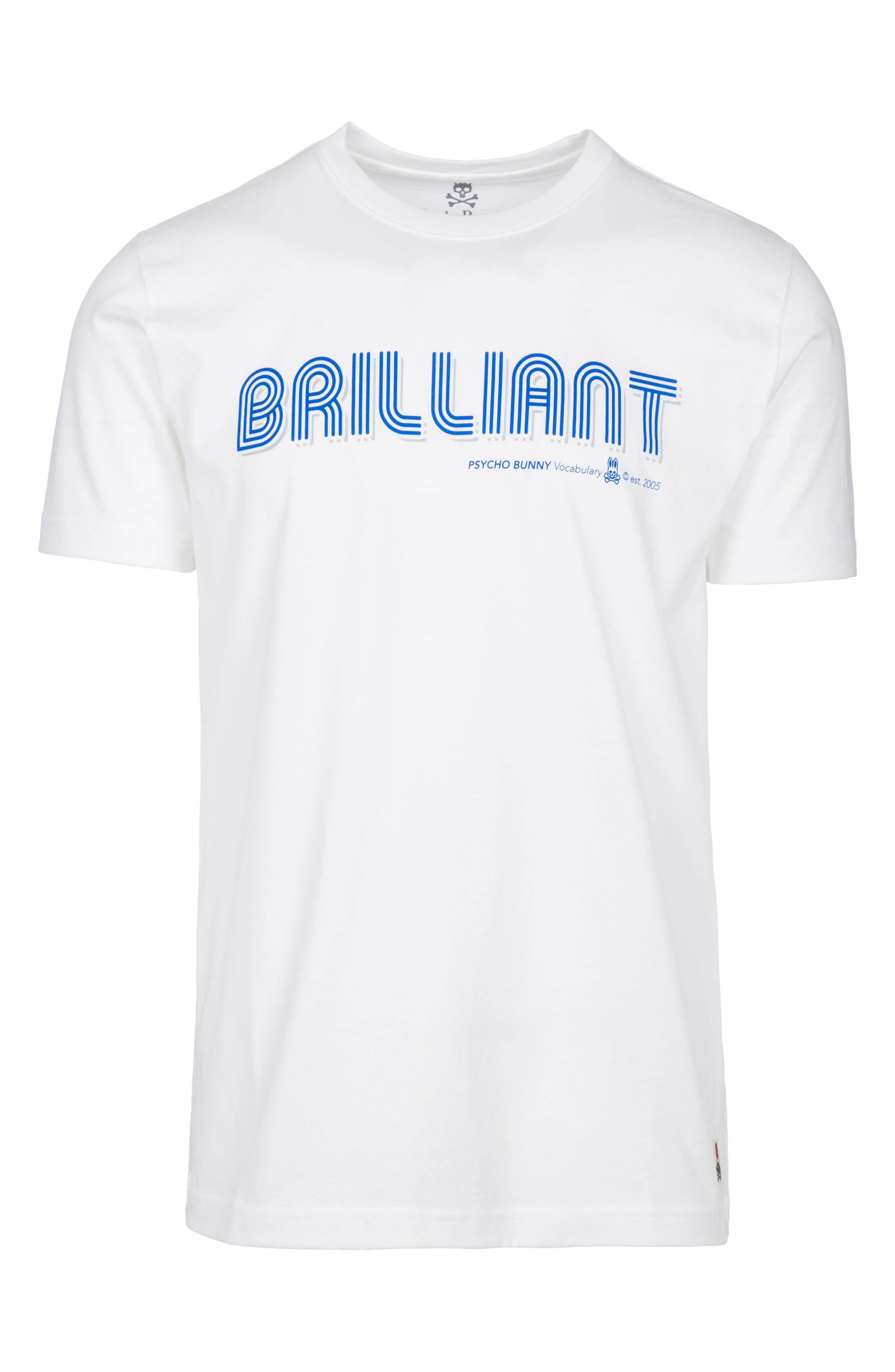 Brilliant Graphic T-Shirt,                             Main thumbnail 1, color,                             100