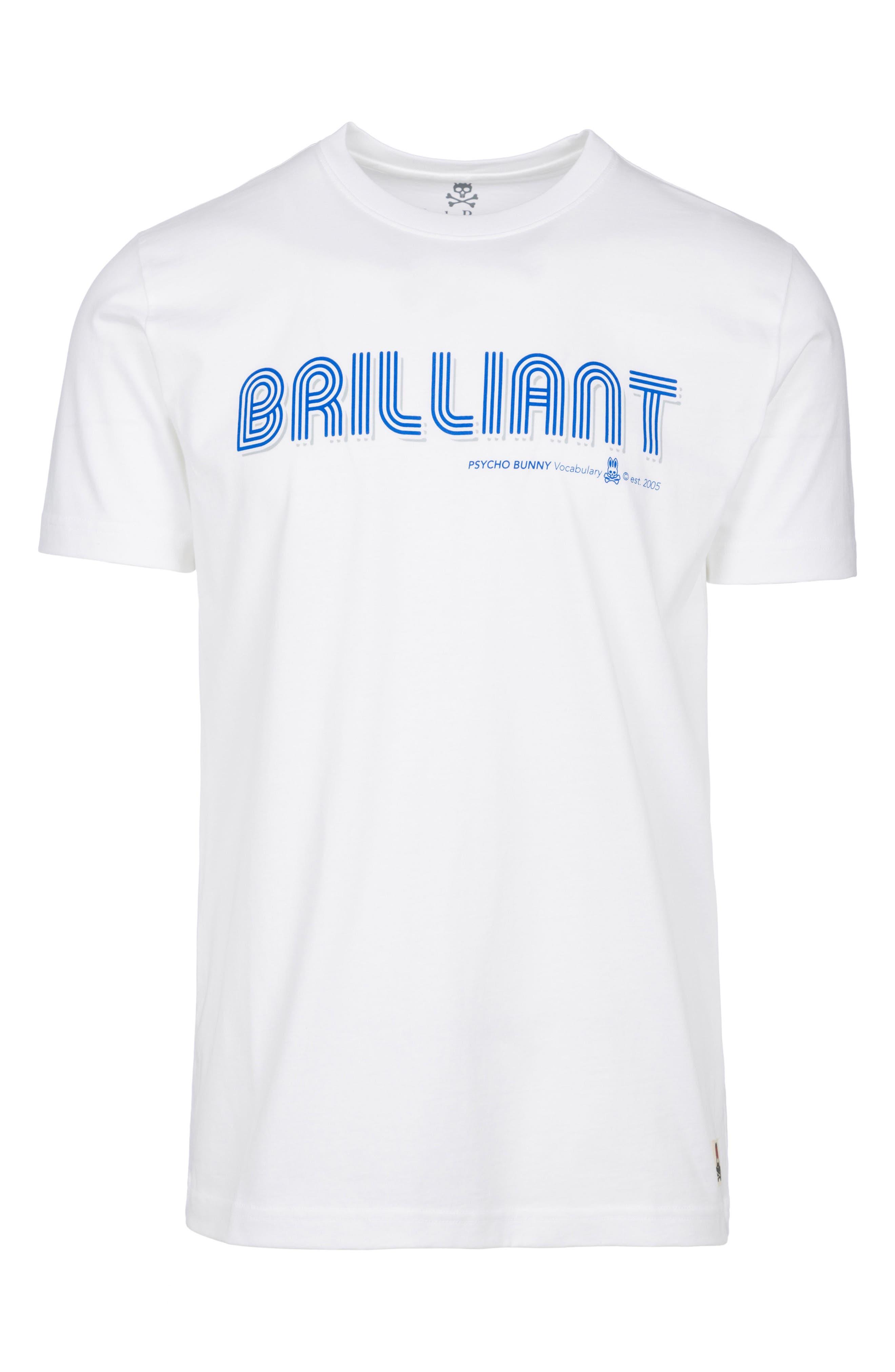 Brilliant Graphic T-Shirt,                         Main,                         color, 100