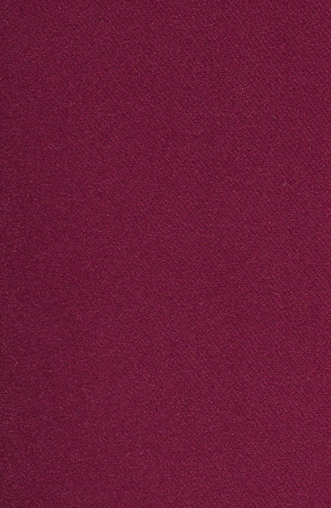 Andrea Italian Cady A-Line Dress,                             Alternate thumbnail 5, color,                             931