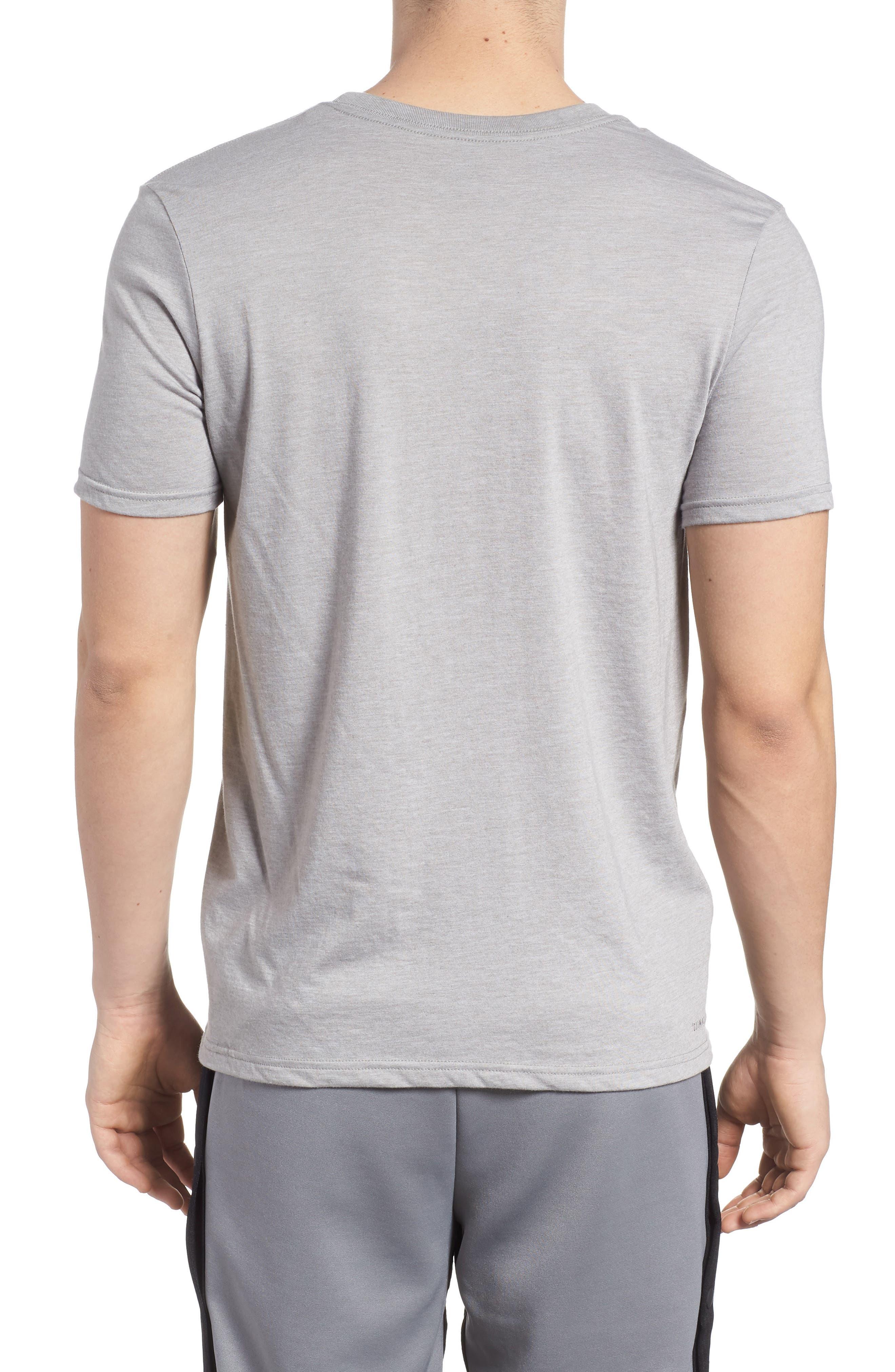 Jersey Hack Crewneck T-Shirt,                             Alternate thumbnail 5, color,