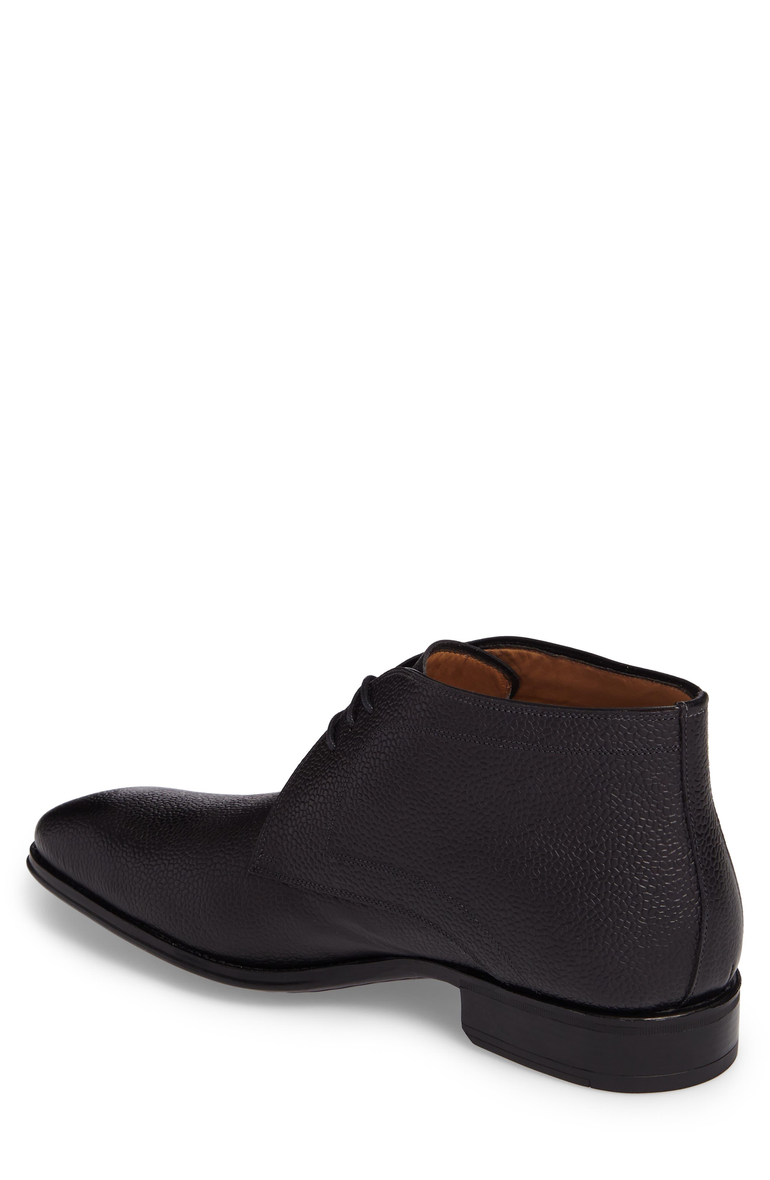 Cabra Plain Toe Derby,                             Alternate thumbnail 2, color,                             BLACK LEATHER