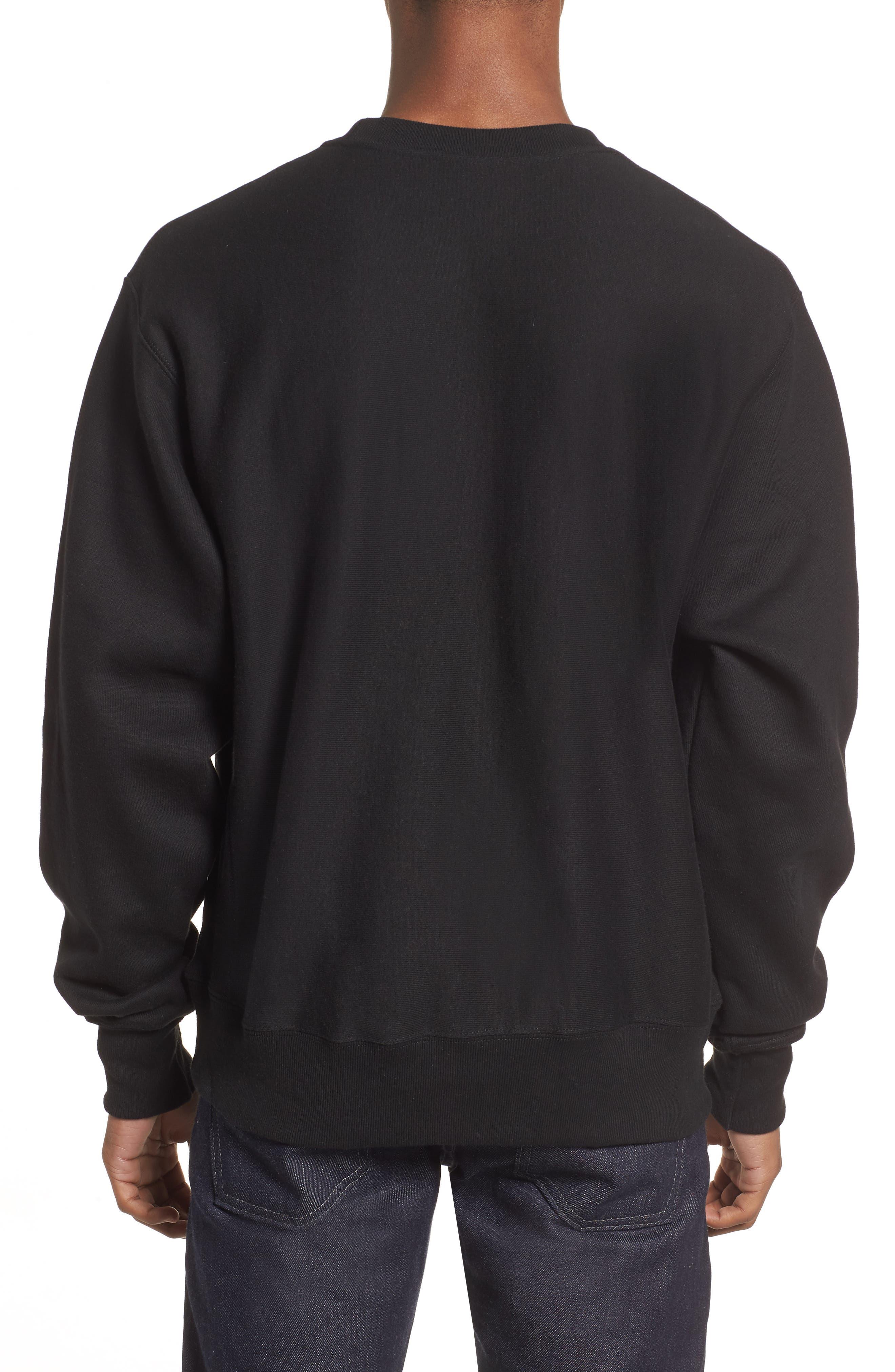 Snoopy Unisex Sweatshirt,                             Alternate thumbnail 2, color,                             001