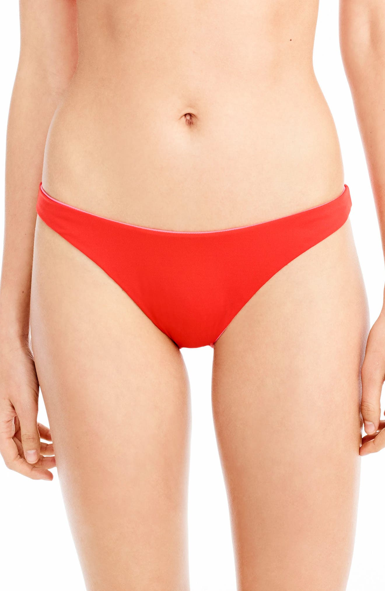 Reversible Bikini Bottoms,                         Main,                         color, 650