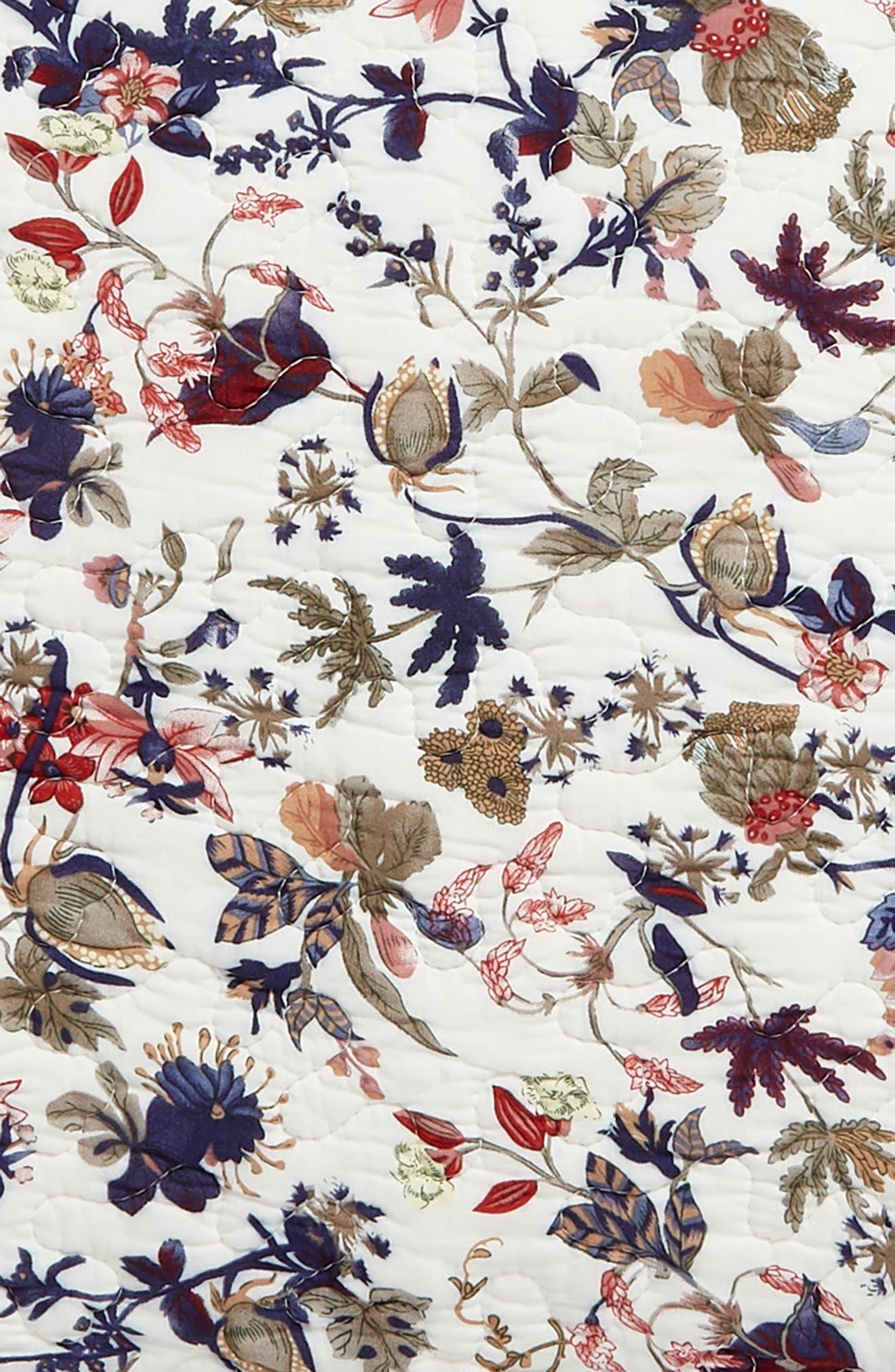LEVTEX,                             Farmhouse Floral Sham,                             Alternate thumbnail 3, color,                             MULTI