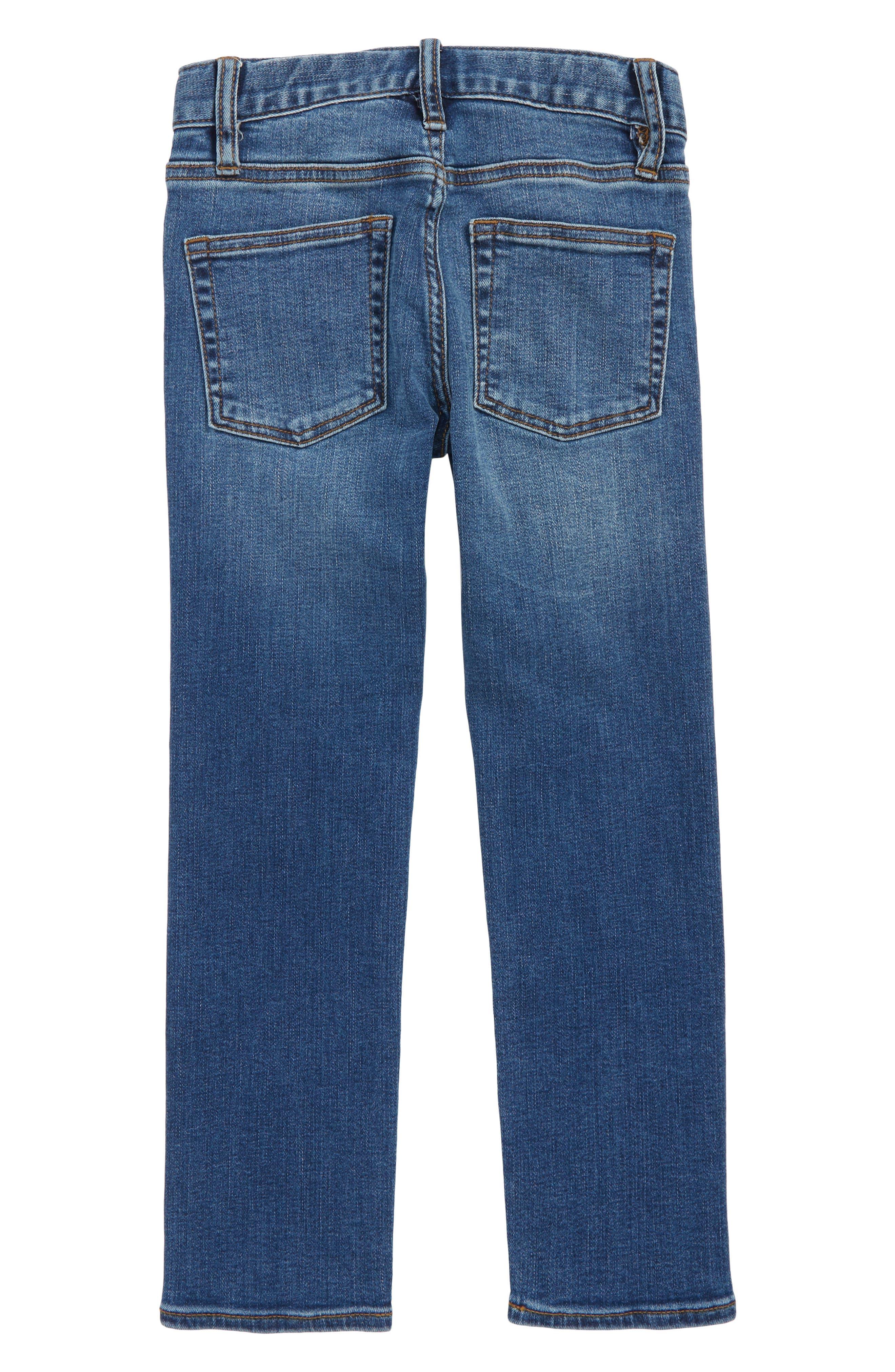 Runaround Slim Fit Jeans,                             Alternate thumbnail 2, color,                             400