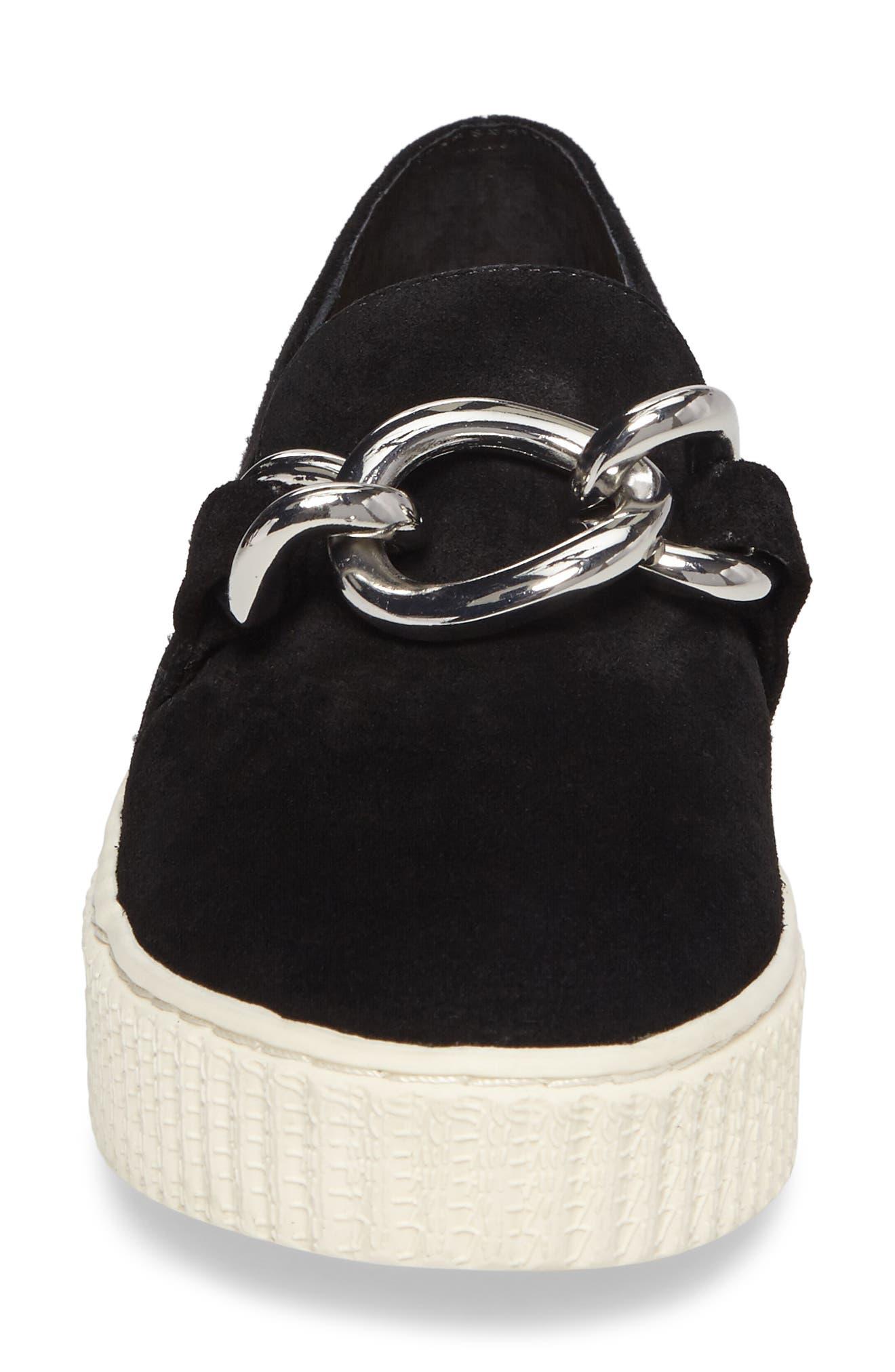 Roberta Platform Sneaker,                             Alternate thumbnail 4, color,                             013