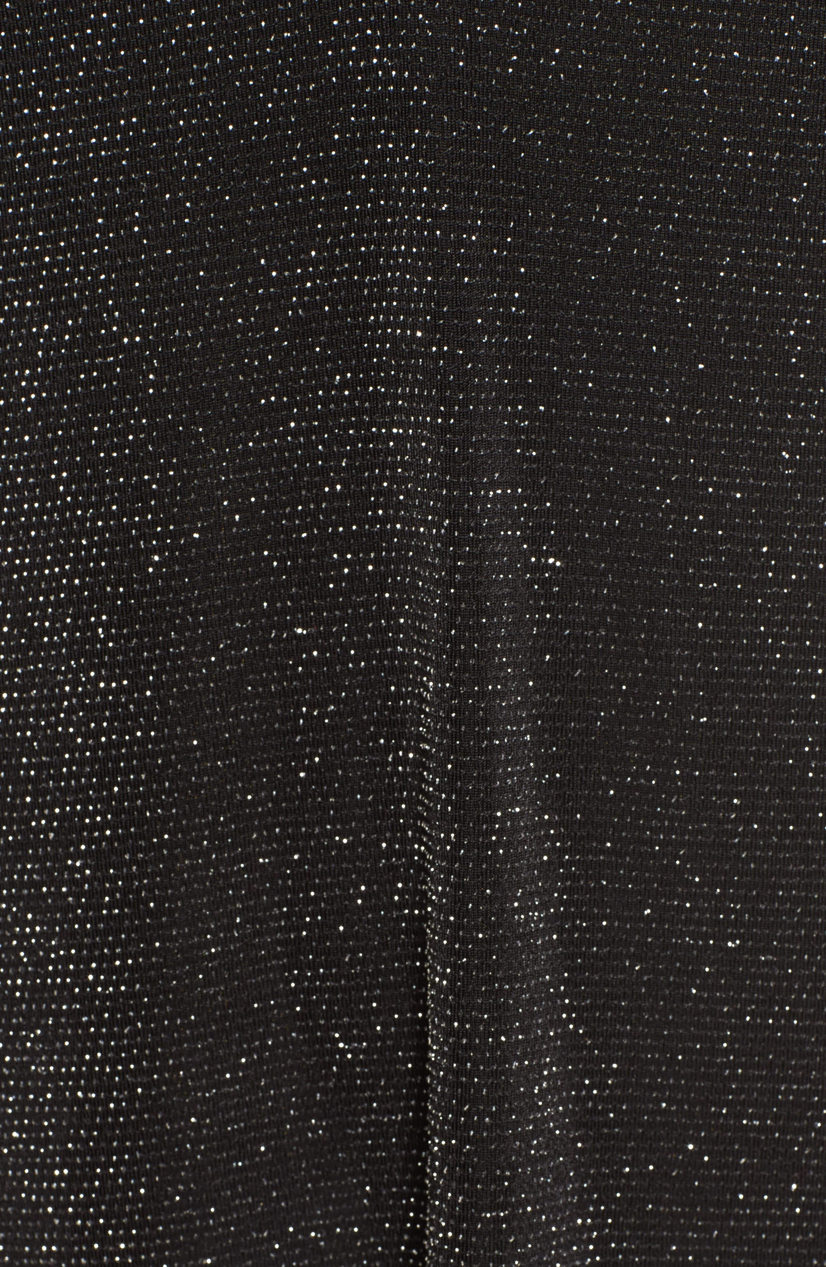 Friday Choker Dress,                             Alternate thumbnail 5, color,                             001