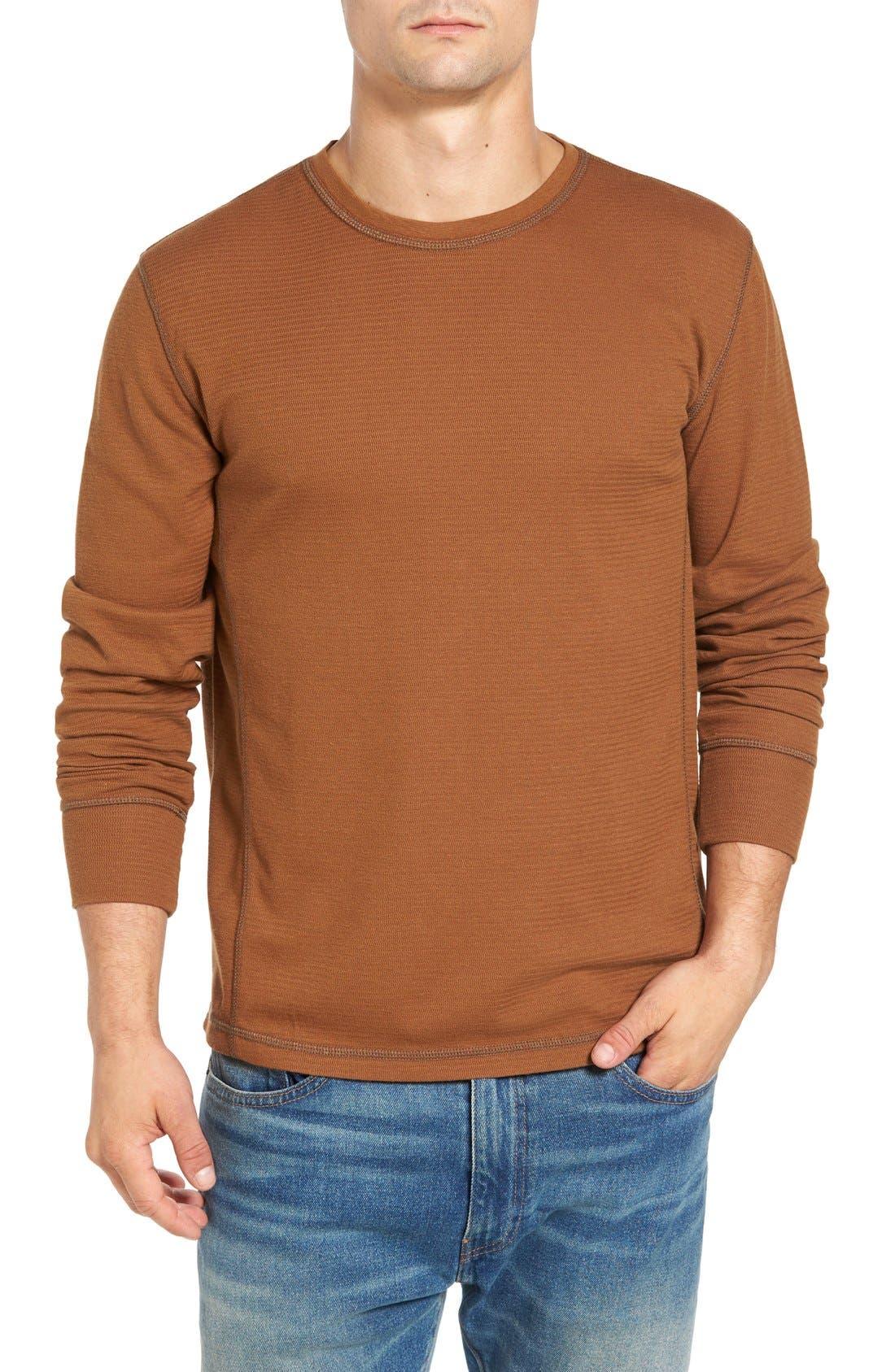 Larsen Zigzag Thermal T-Shirt,                             Main thumbnail 2, color,