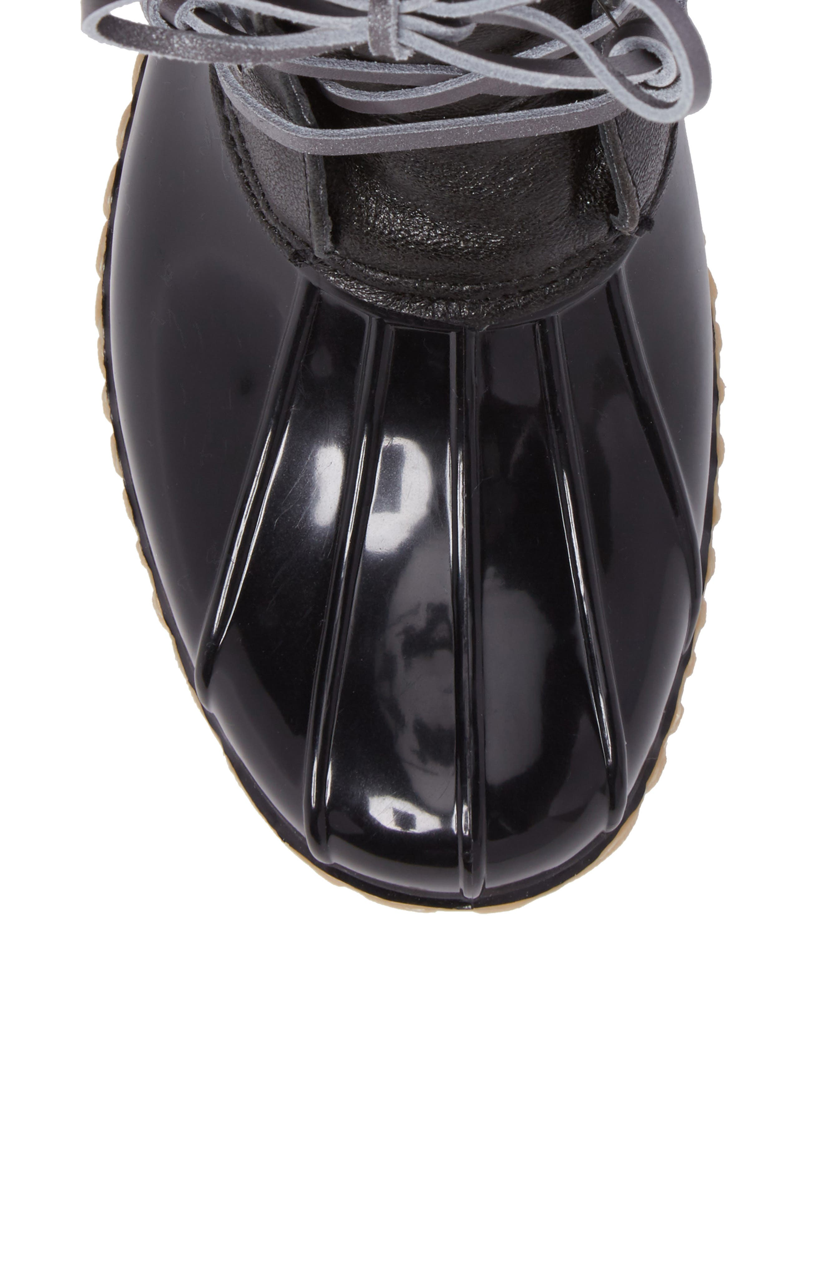 'Chloe' Rain Boot,                             Alternate thumbnail 5, color,                             003