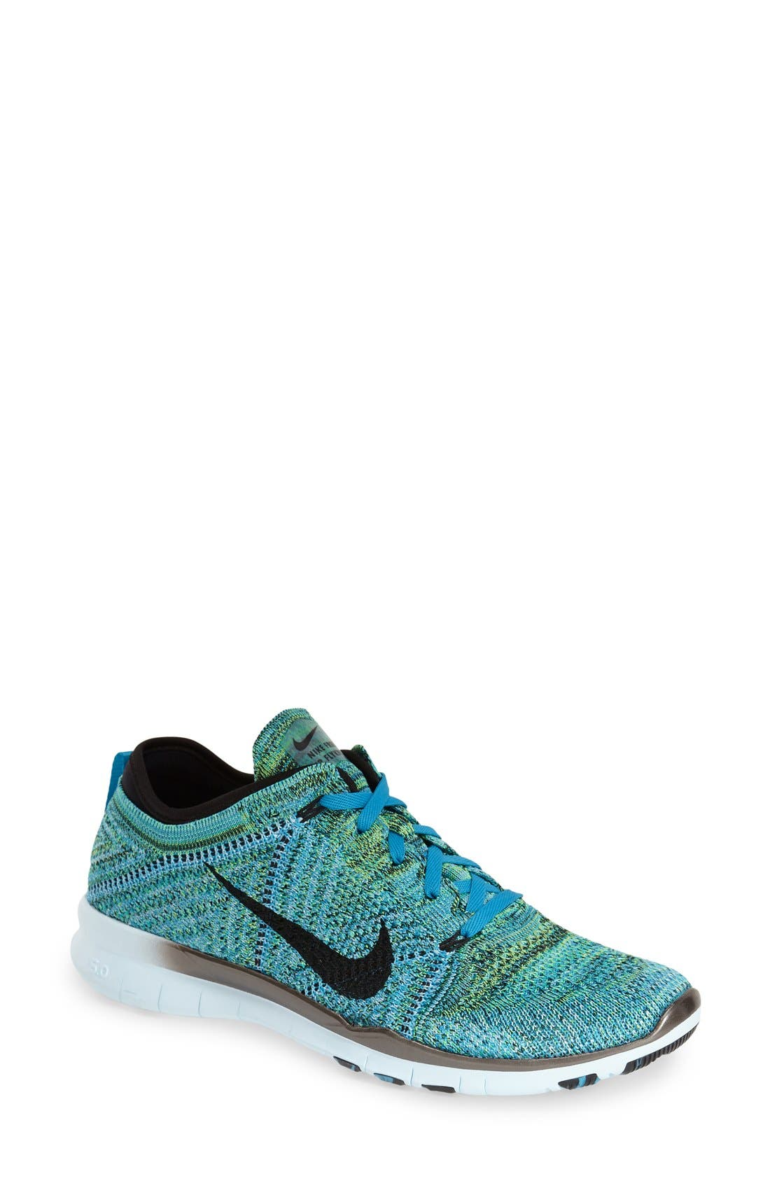 'Free Flyknit 5.0 TR' Training Shoe,                             Main thumbnail 10, color,