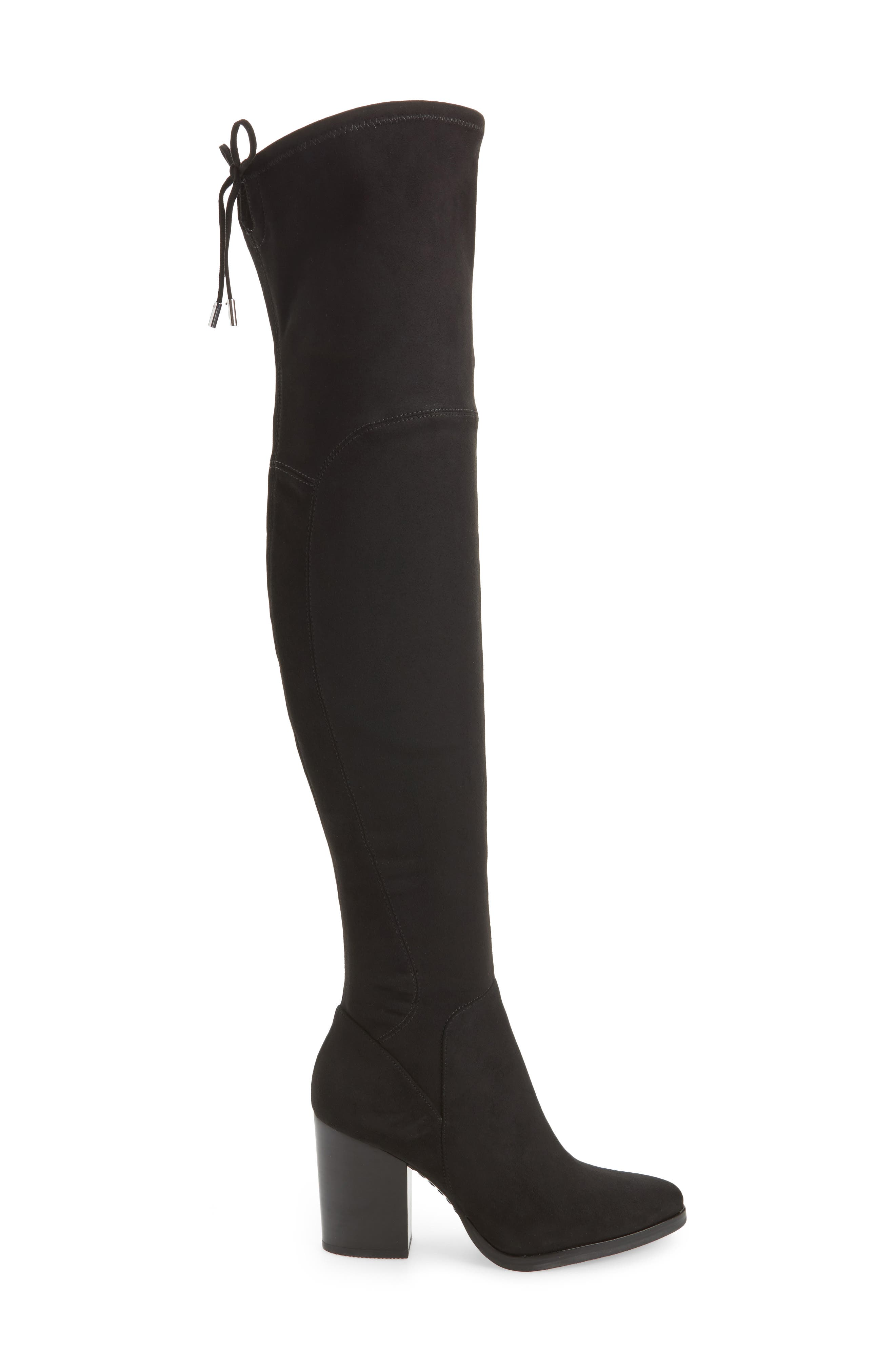 Adora Over the Knee Boot,                             Alternate thumbnail 3, color,                             001