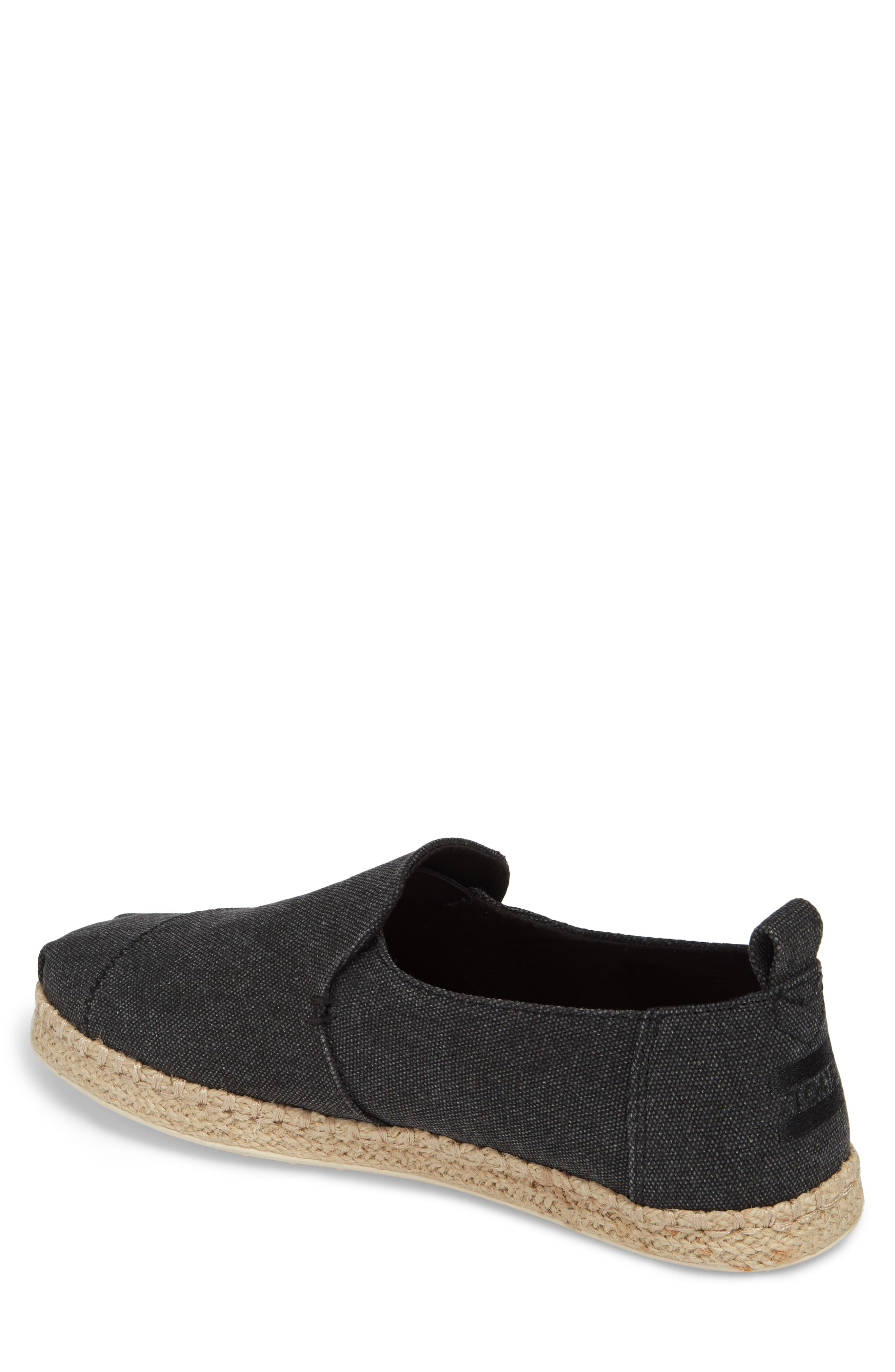 Deconstructed Alpargata Slip-On,                             Alternate thumbnail 2, color,                             001