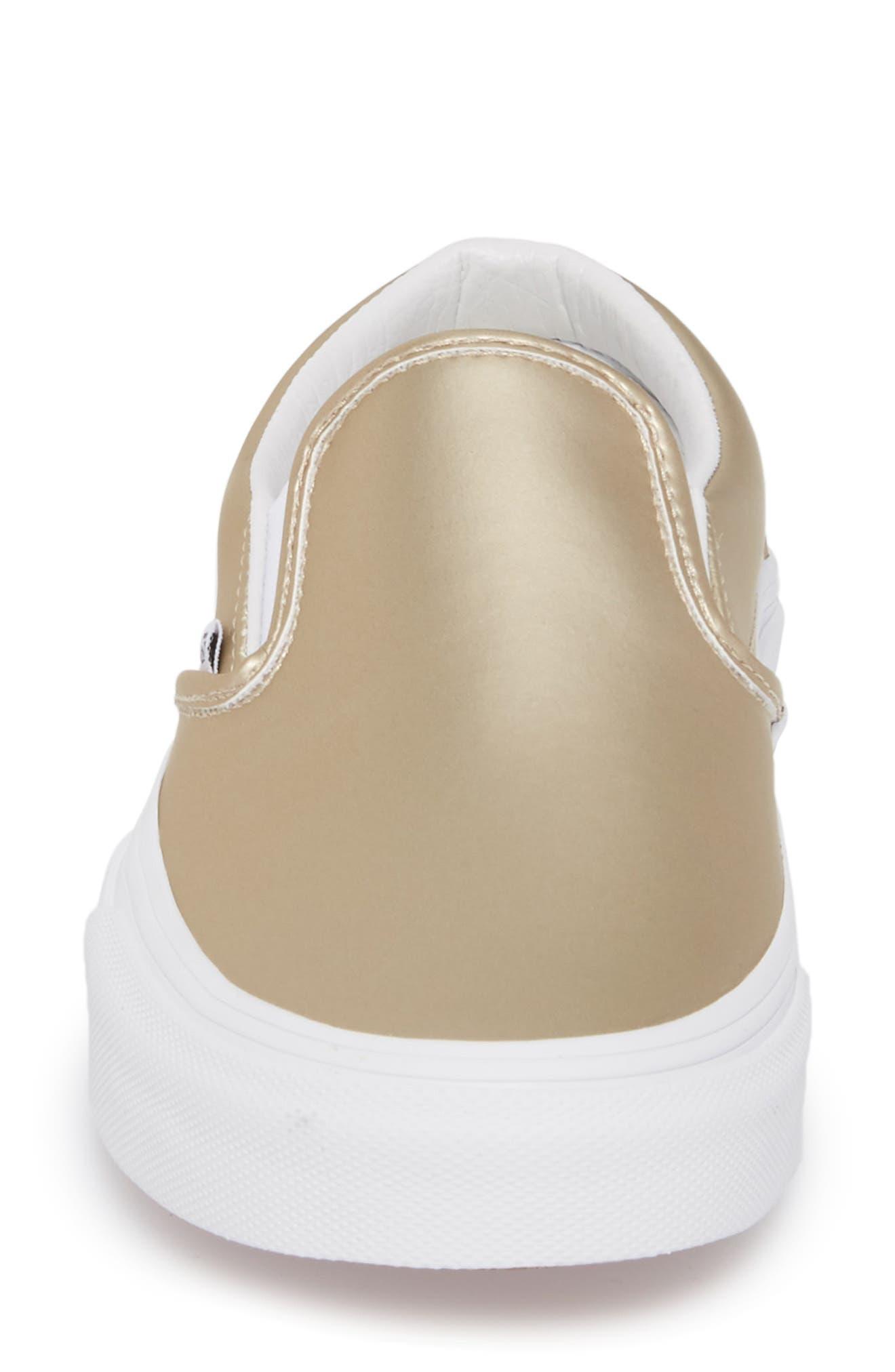 Classic Slip-On Sneaker,                             Alternate thumbnail 303, color,