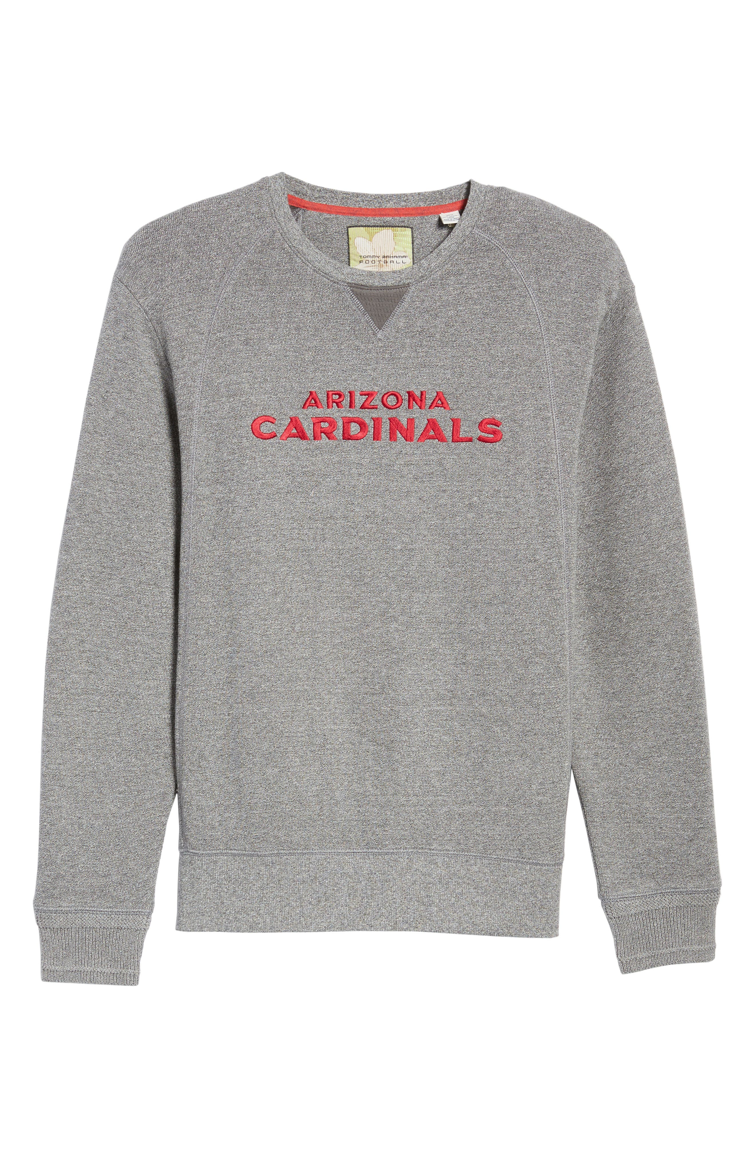 NFL Stitch of Liberty Embroidered Crewneck Sweatshirt,                             Alternate thumbnail 154, color,