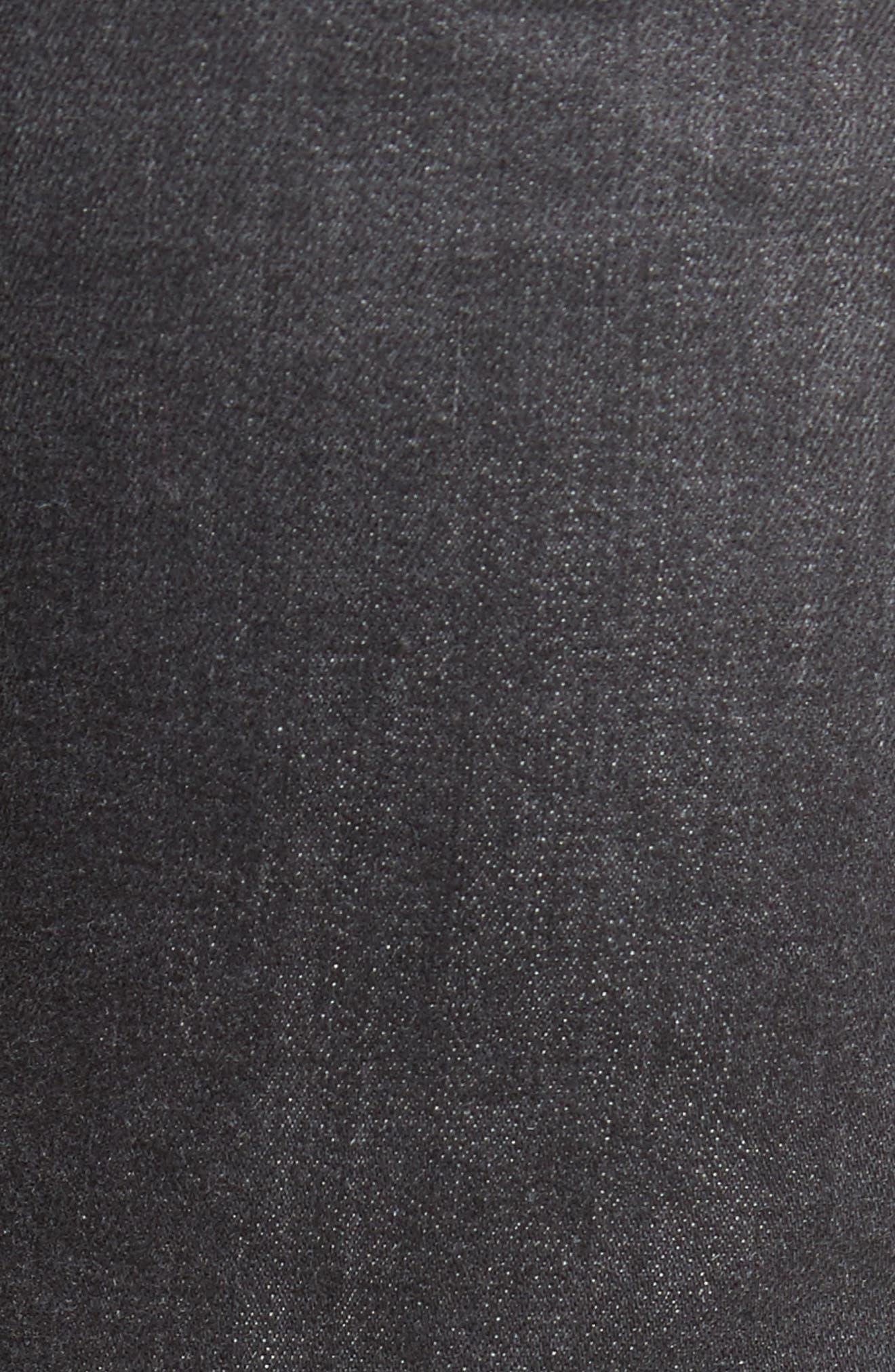 Thommer Slim Fit Jeans,                             Alternate thumbnail 5, color,                             001