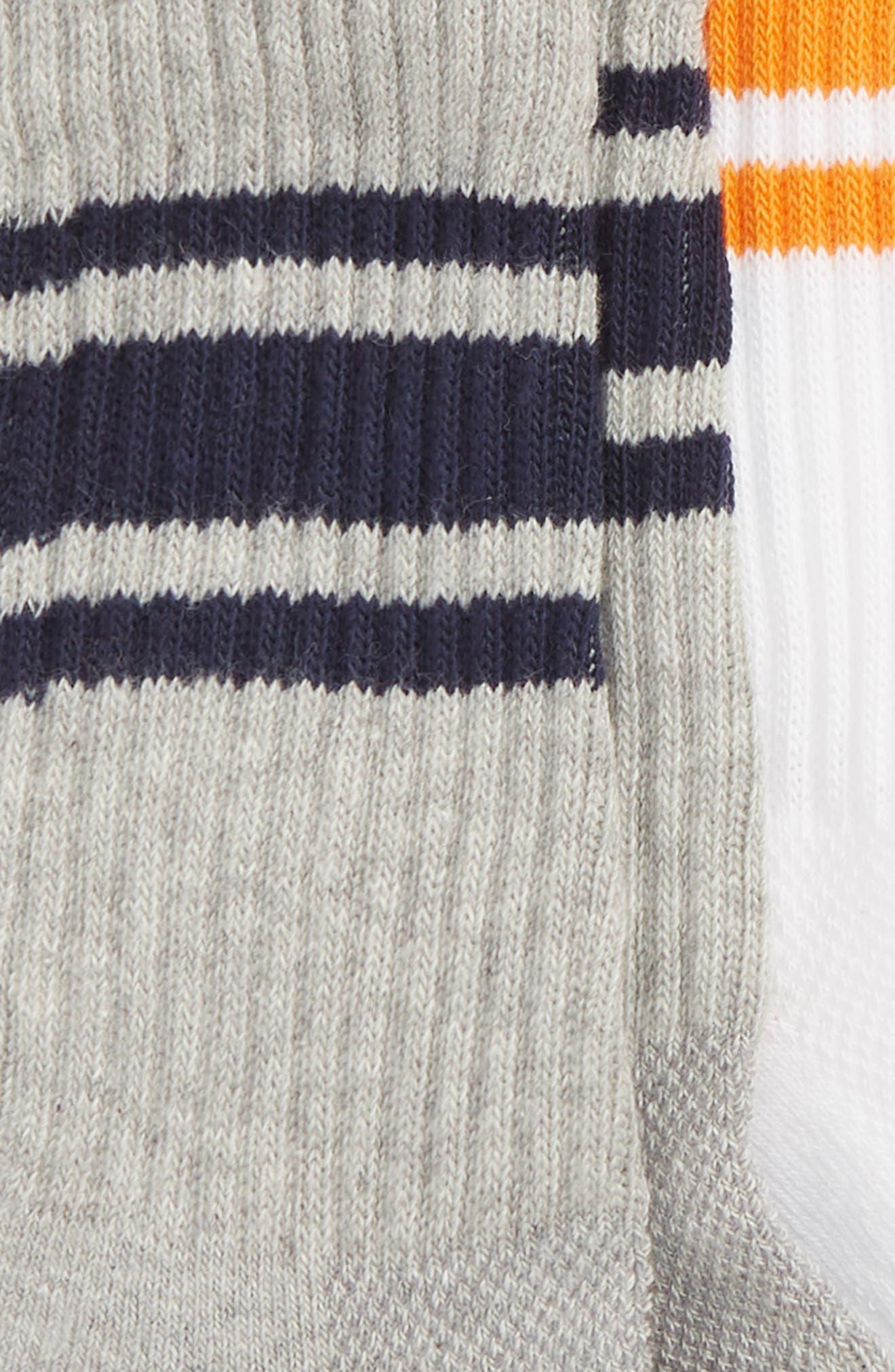 3-Pack Tube Socks,                             Alternate thumbnail 2, color,                             NAVY PEACOAT MULTI