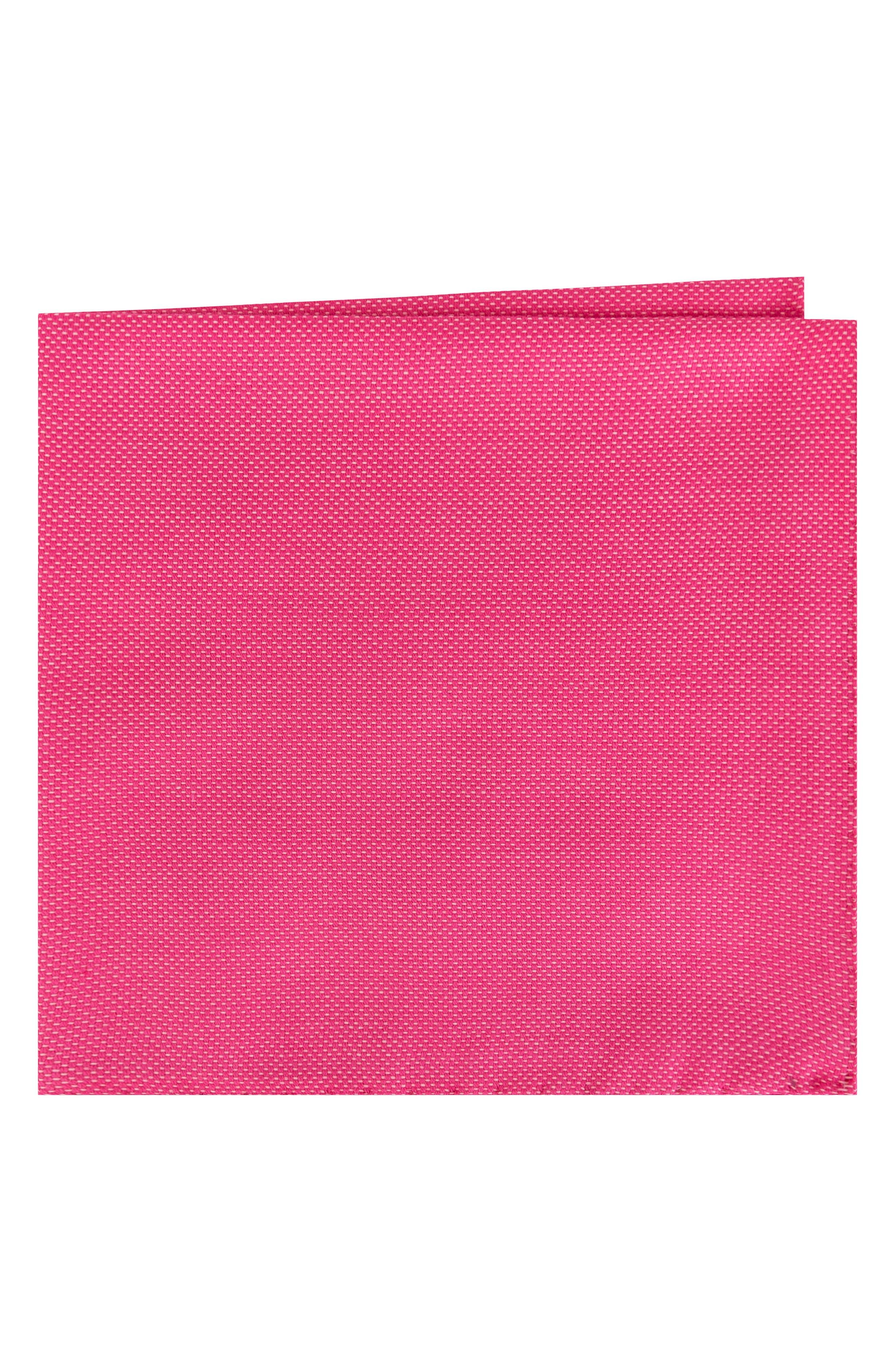 Solid Cotton Pocket Square,                             Main thumbnail 6, color,