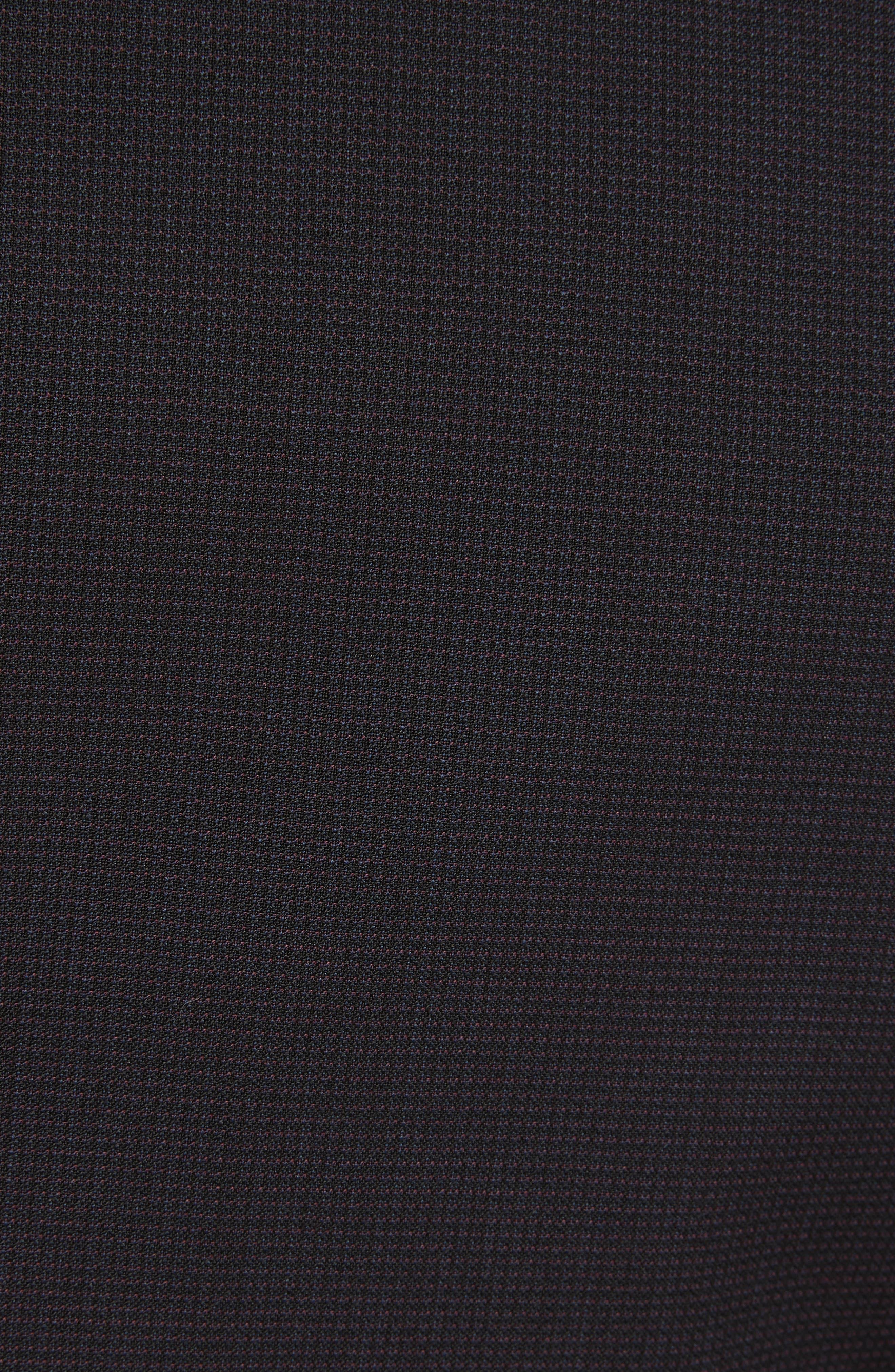 Emporio Armani M-Line Trim Fit Solid Wool Suit,                             Alternate thumbnail 7, color,                             604