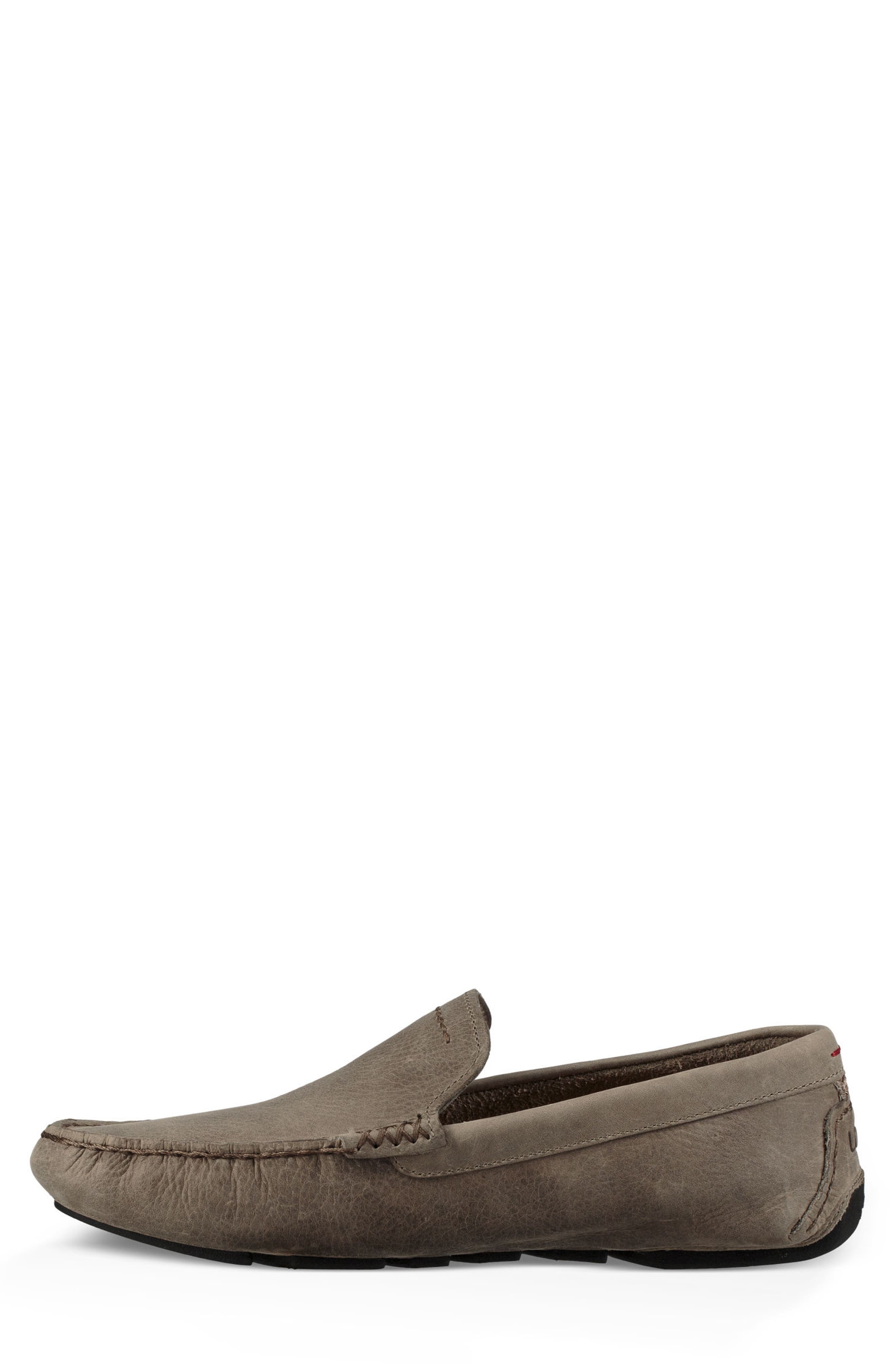 UGG<SUP>®</SUP>,                             'Henrick' Driving Shoe,                             Alternate thumbnail 3, color,                             PUMICE