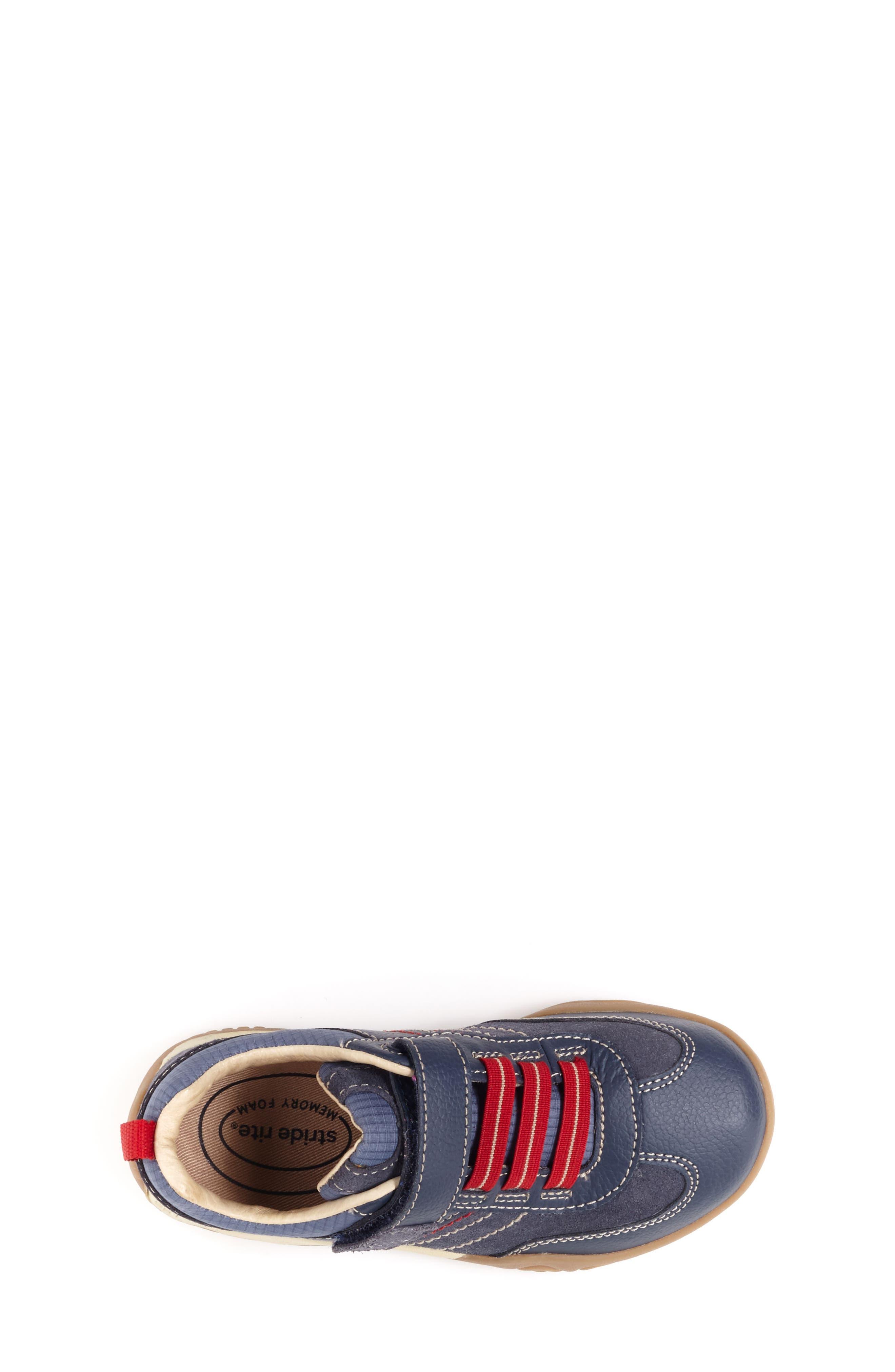'SRT Prescott' Sneaker,                             Alternate thumbnail 4, color,                             BLUE