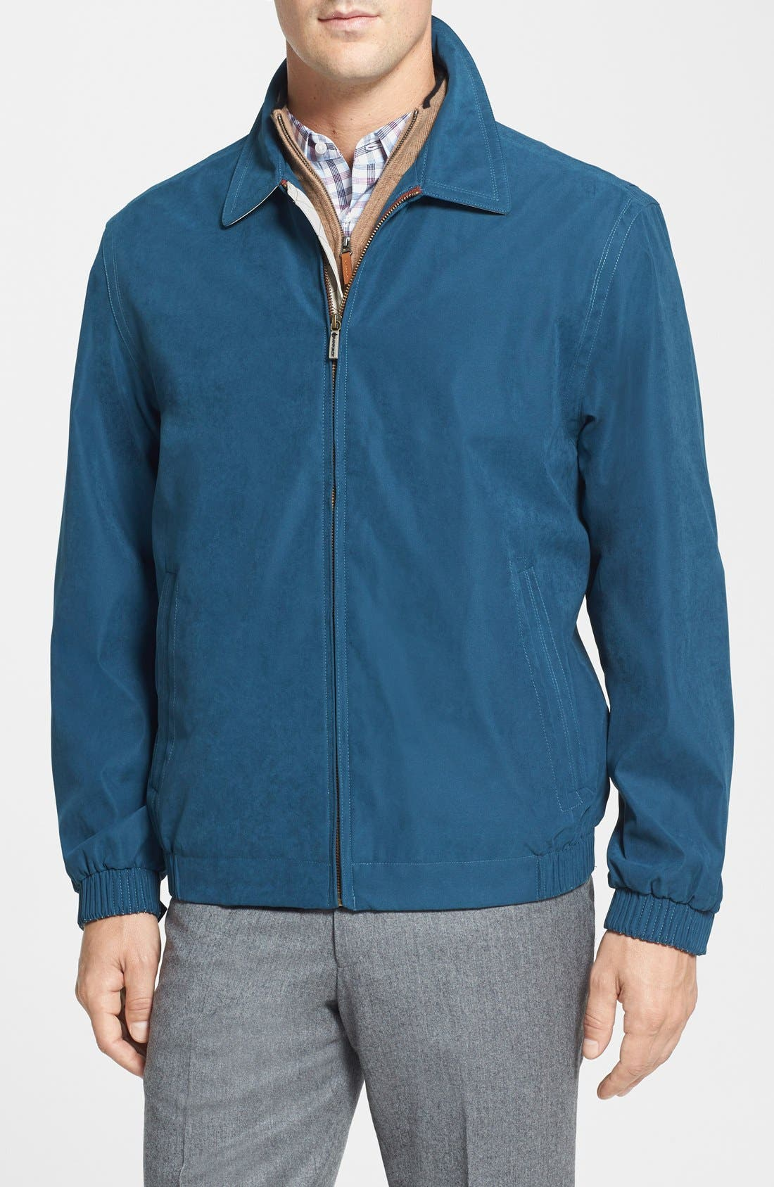 'Microseta' Lightweight Golf Jacket,                             Main thumbnail 8, color,