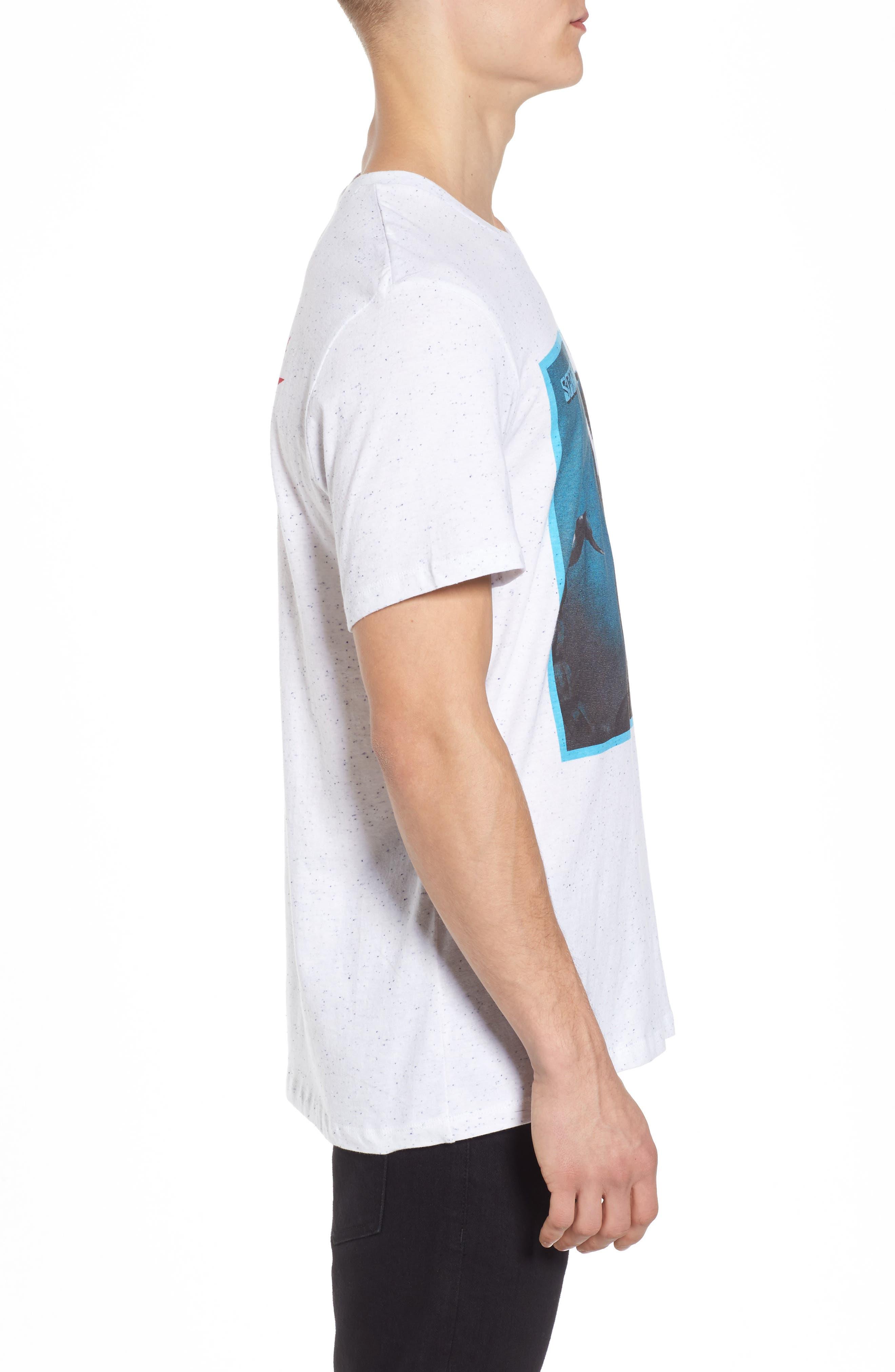 Ruse T-Shirt,                             Alternate thumbnail 3, color,                             110