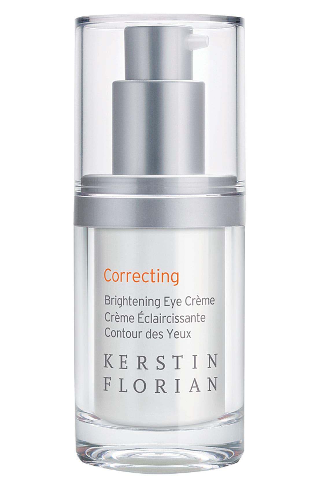 Correcting Brightening Eye Crème,                             Main thumbnail 1, color,                             000