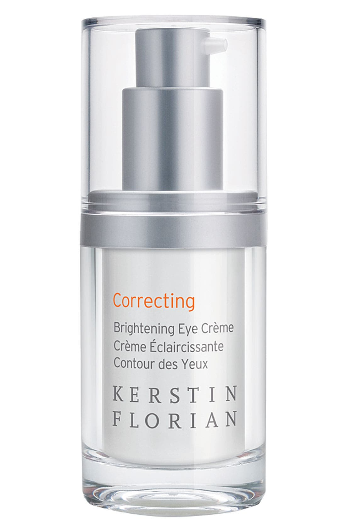 Correcting Brightening Eye Crème,                         Main,                         color, 000