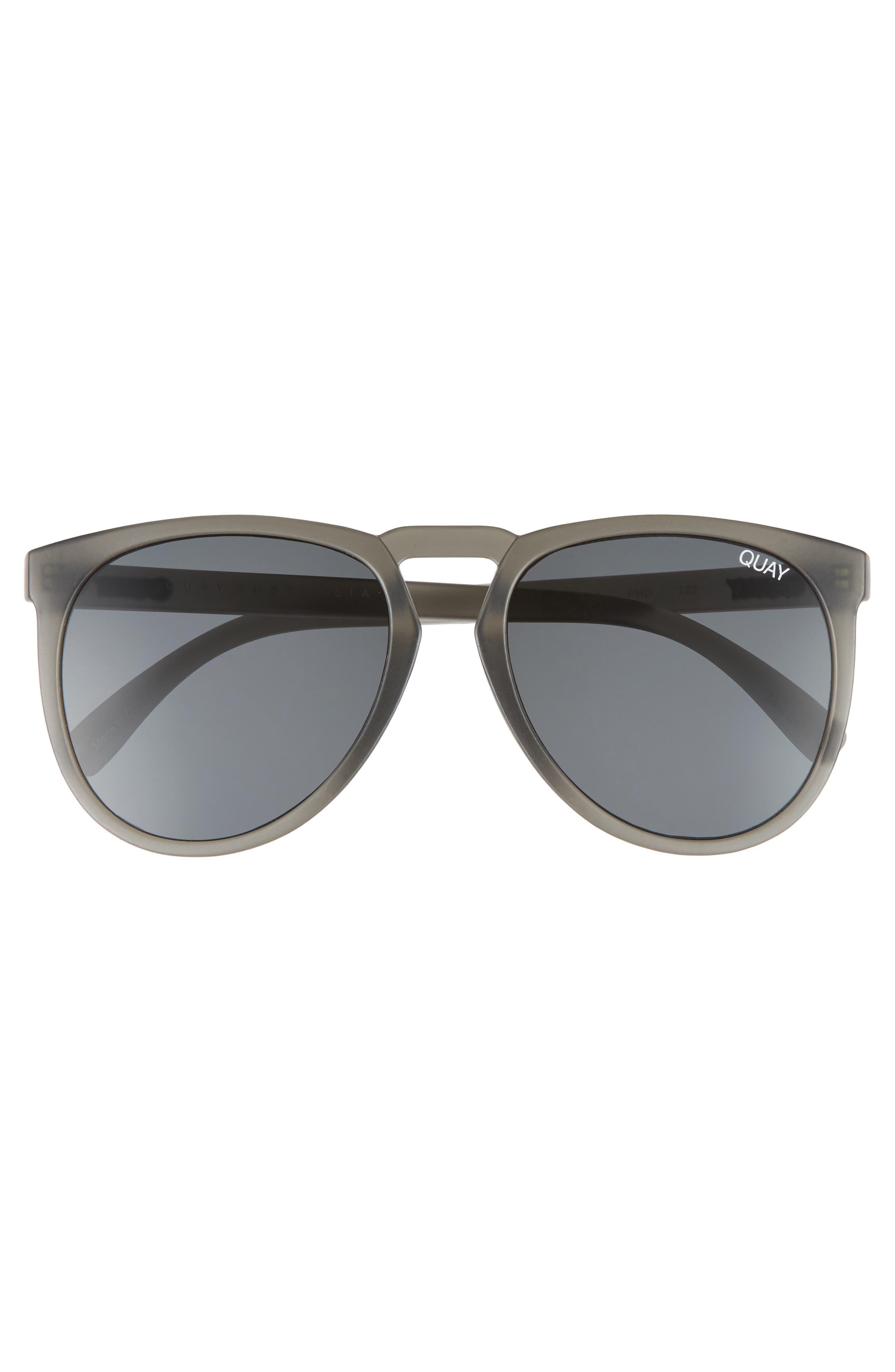 PhD 65mm Sunglasses,                             Alternate thumbnail 2, color,                             GREY/SMOKE