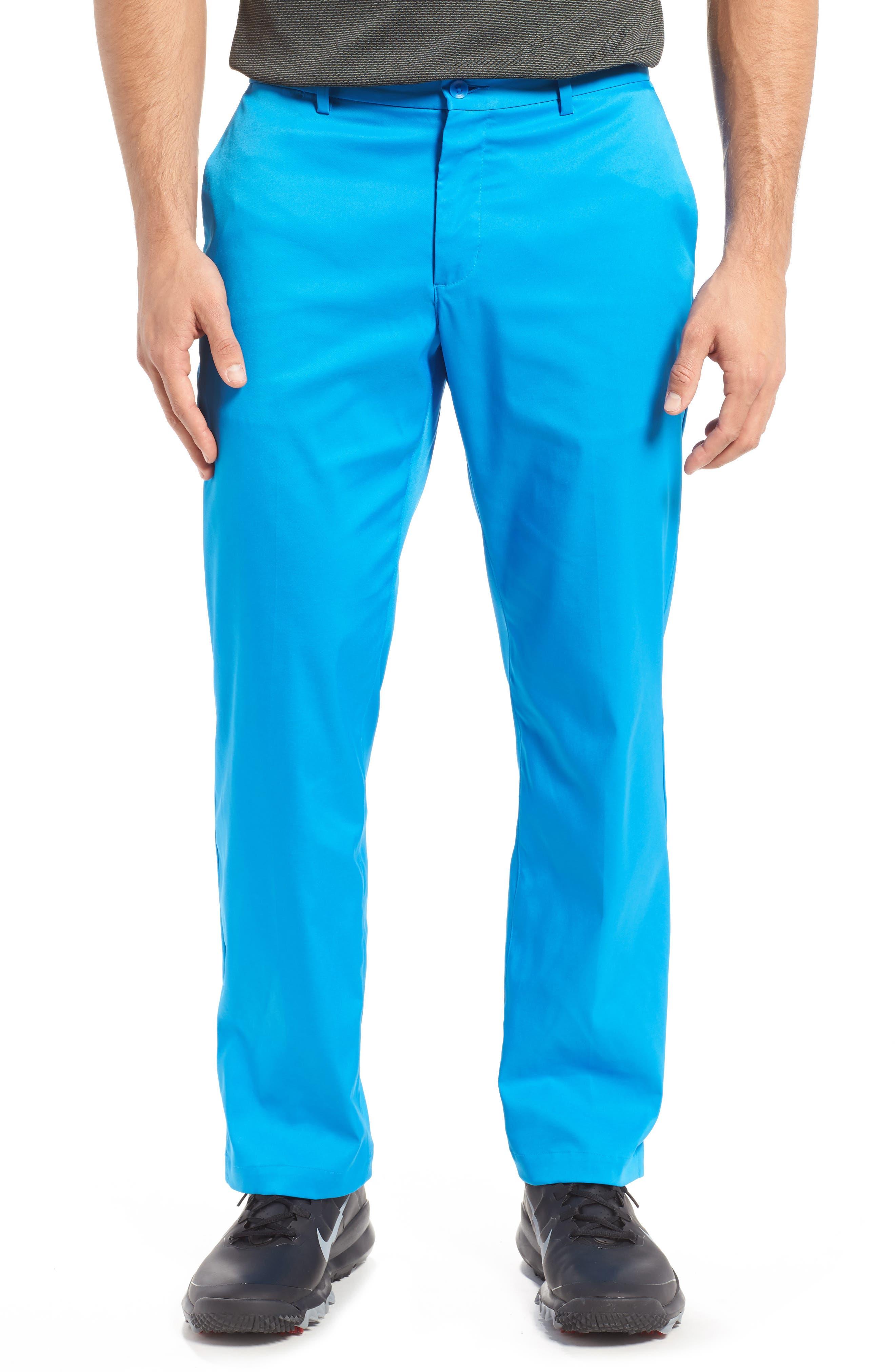 Flat Front Dri-FIT Tech Golf Pants,                             Main thumbnail 8, color,