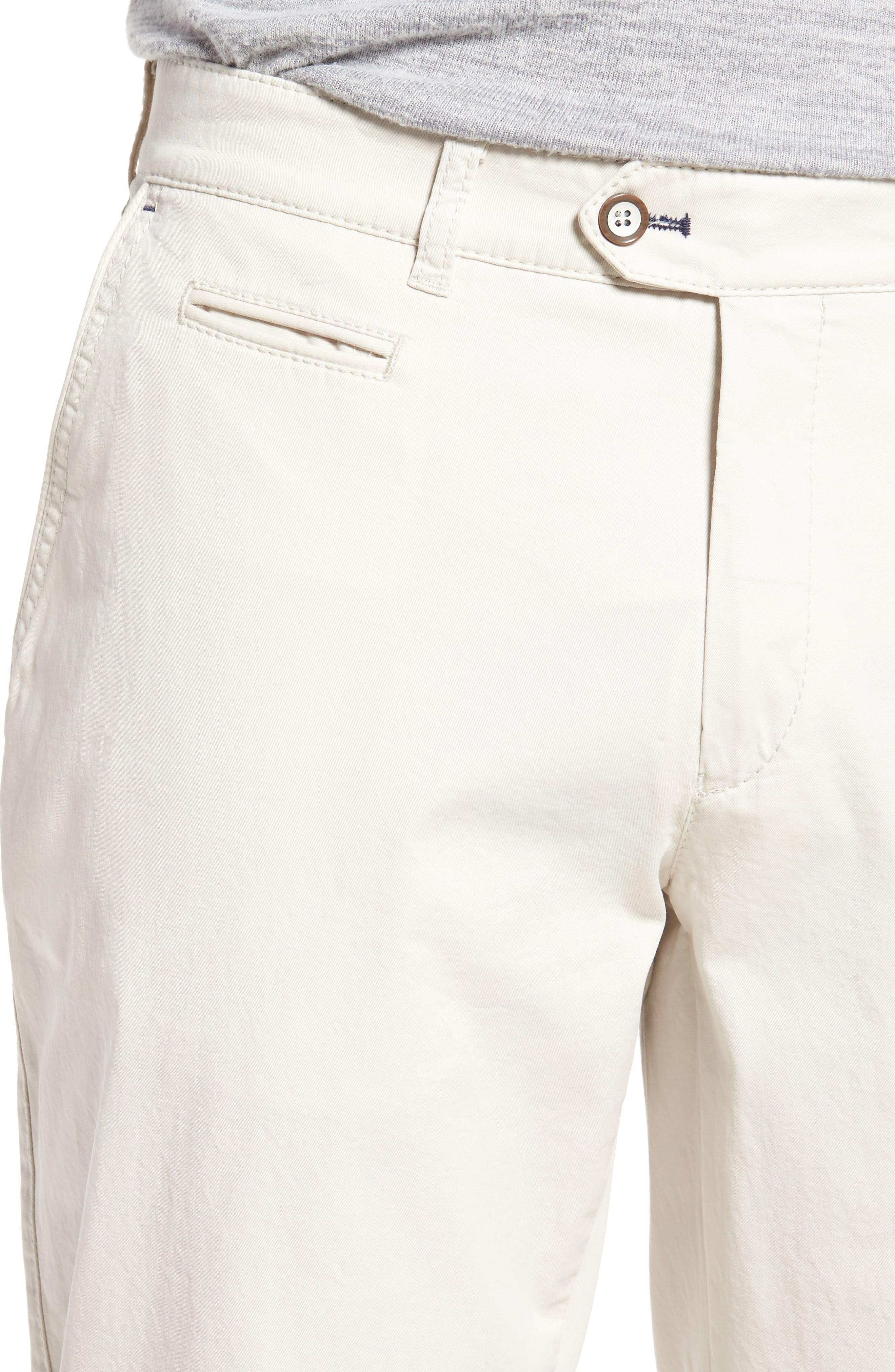 Everest Flat Front Chinos,                             Alternate thumbnail 7, color,