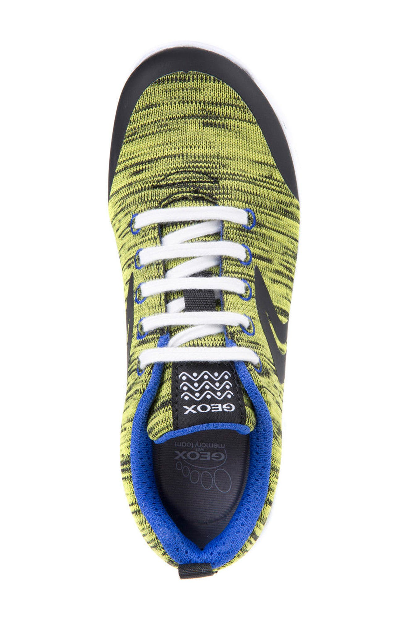 Xunday Performance Knit Low Top Sneaker,                             Alternate thumbnail 14, color,