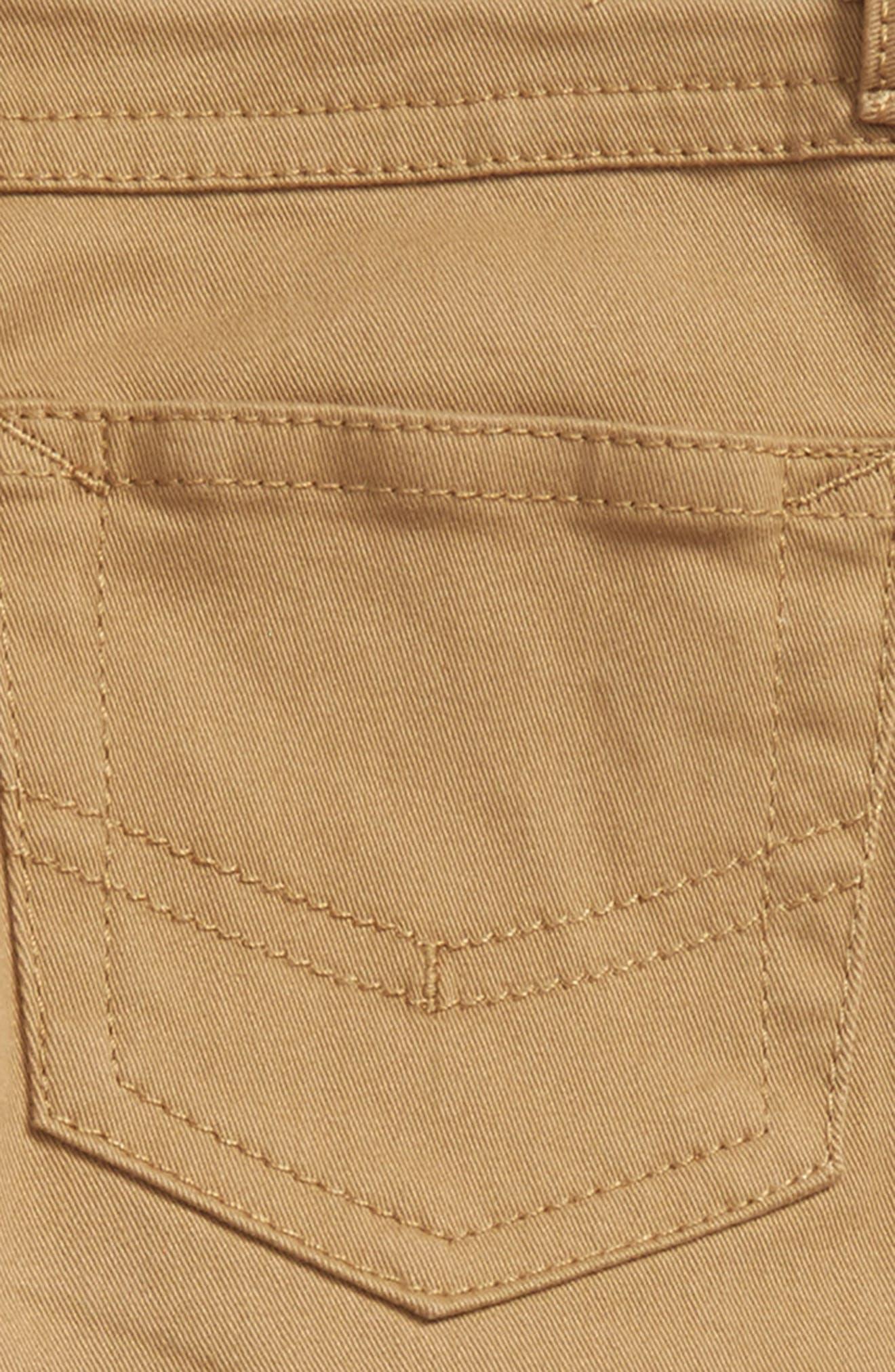 Twill Pants,                             Alternate thumbnail 3, color,                             238