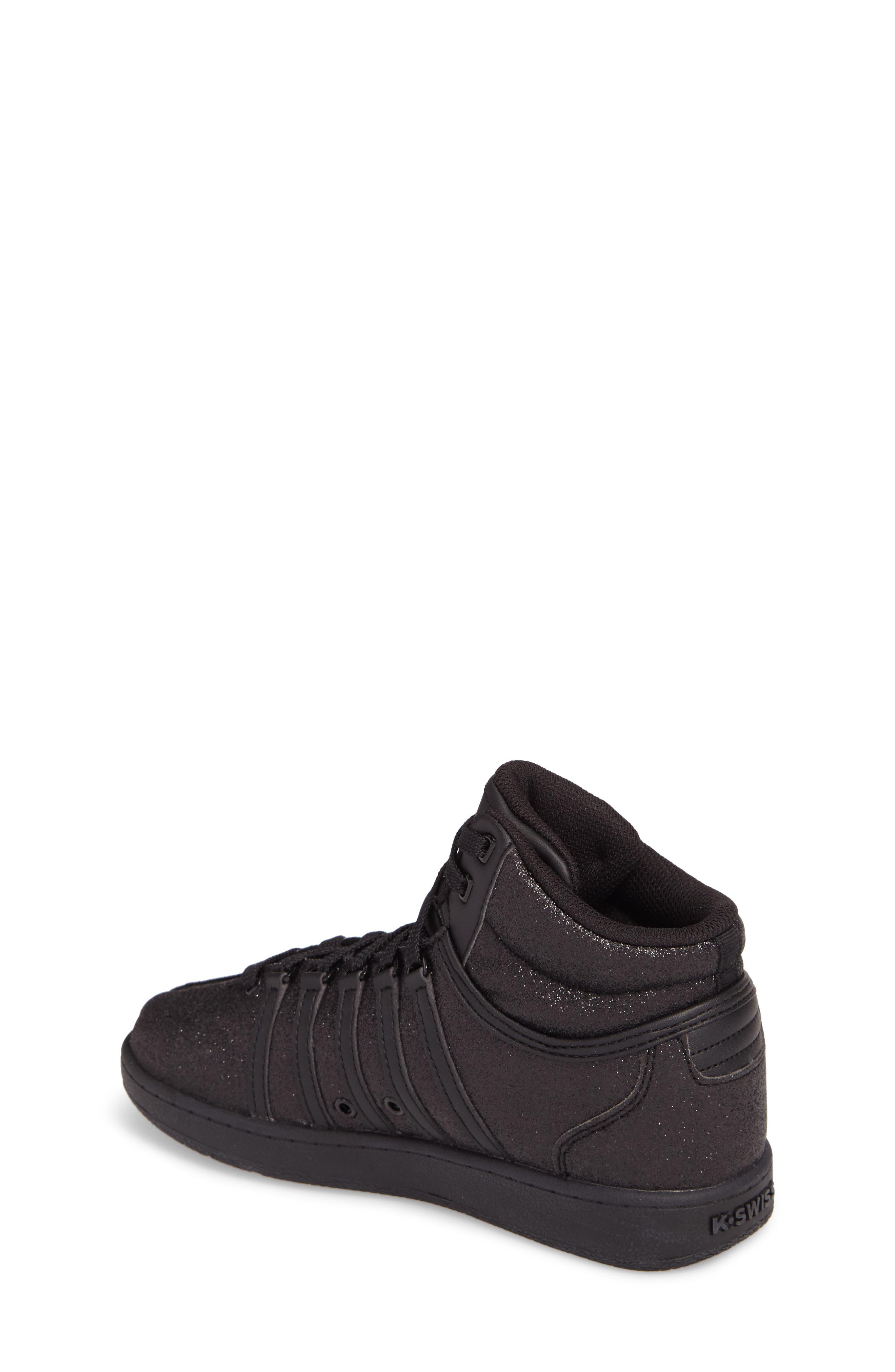 Classic VN Sparkle Mid Sneaker,                             Alternate thumbnail 2, color,                             014