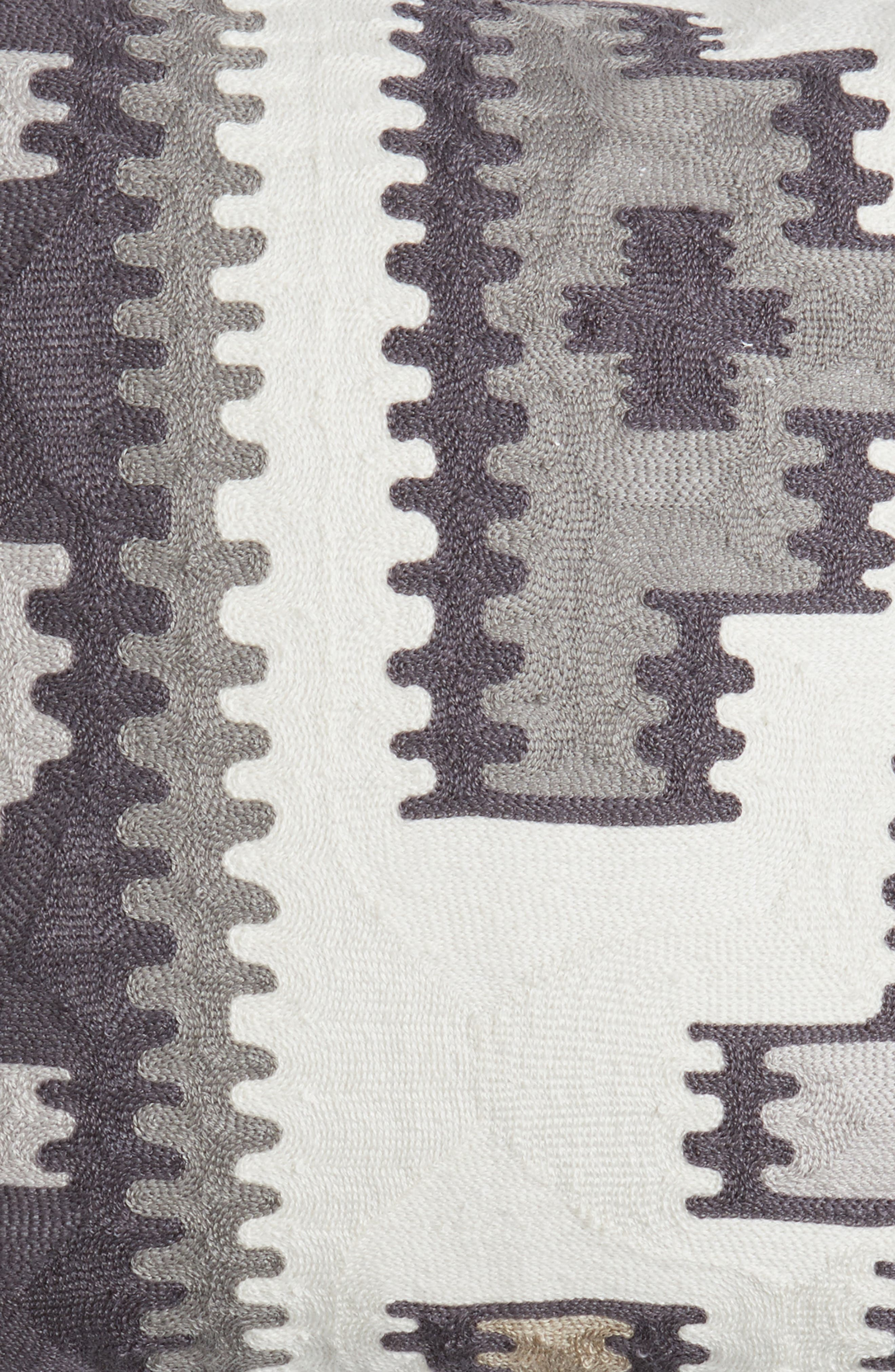 Matmi Towel Stitch Accent Pillow,                             Alternate thumbnail 3, color,                             020