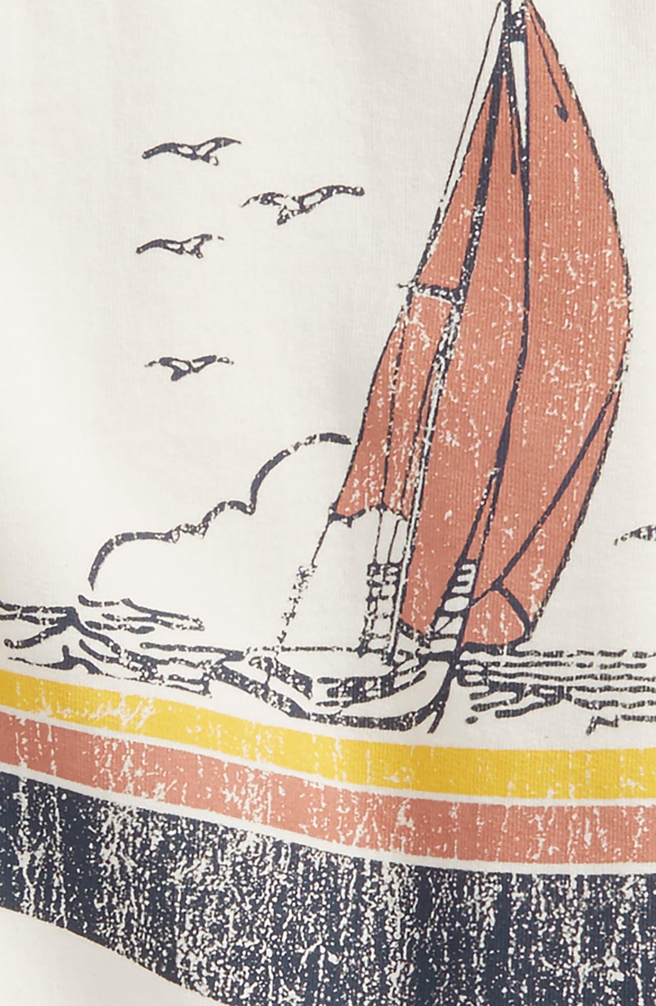 Vintage Graphic Sweatshirt,                             Alternate thumbnail 2, color,                             900